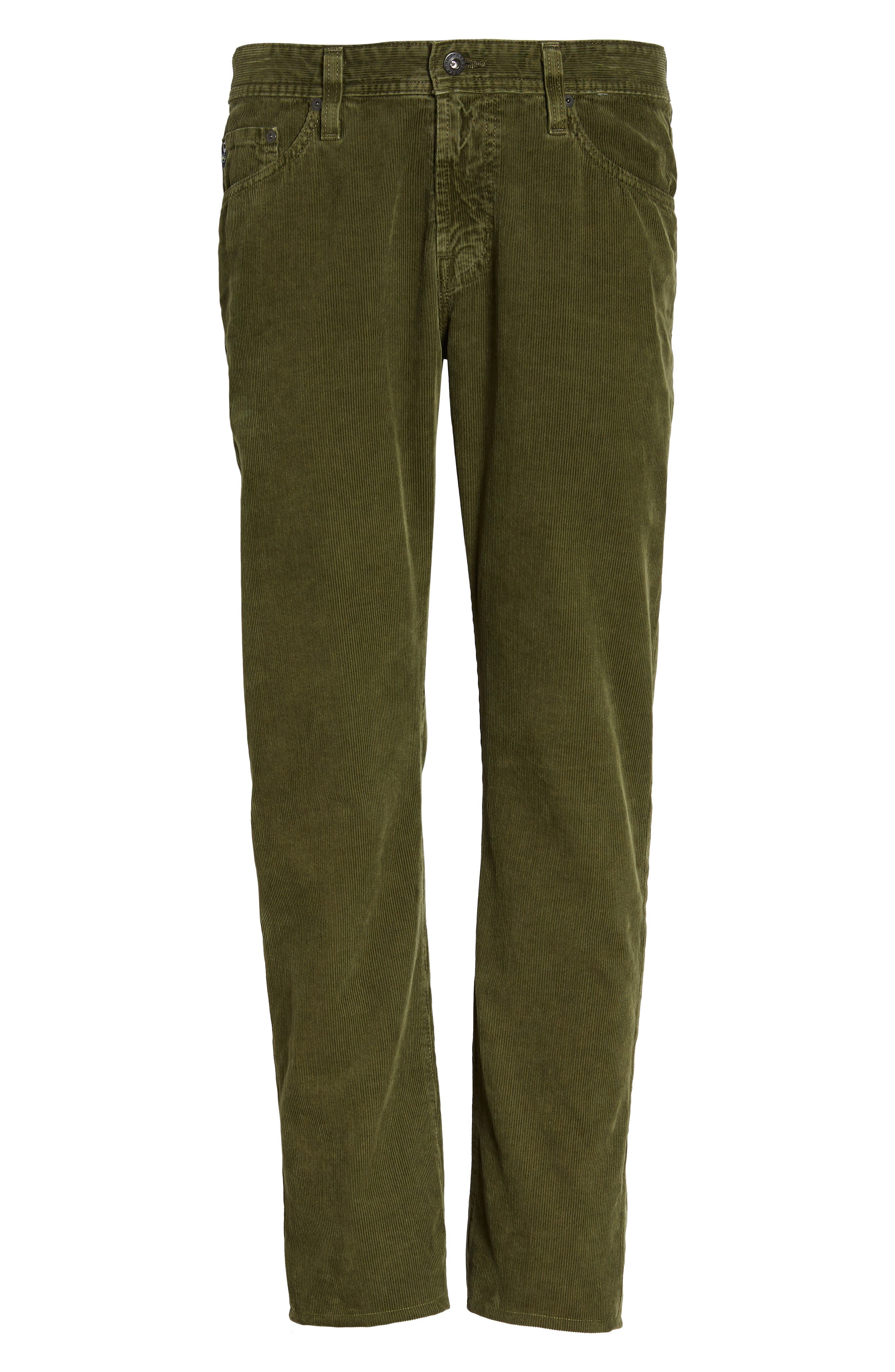 'Graduate' Tailored Straight Leg Corduroy Pants,                             Alternate thumbnail 72, color,