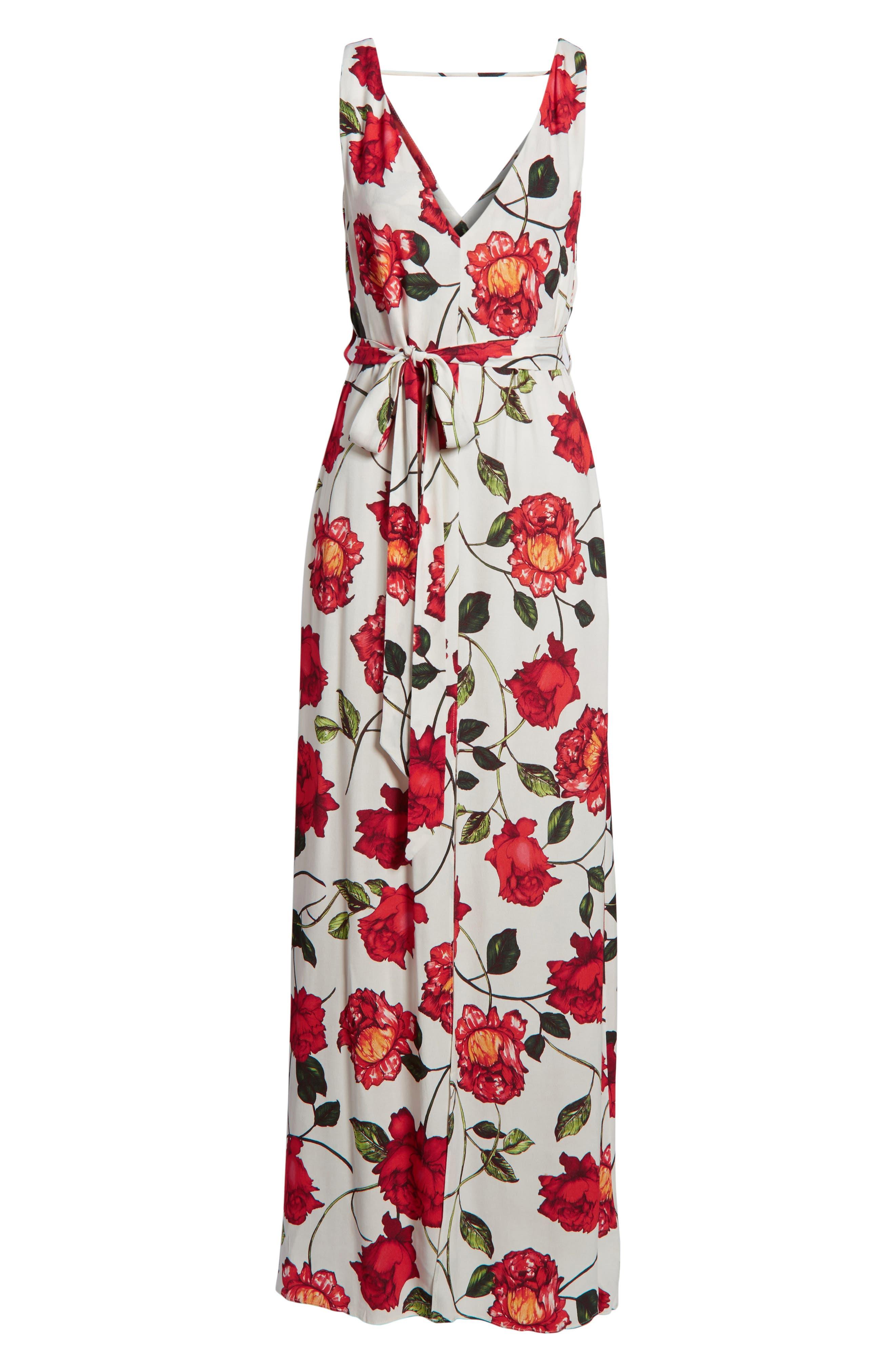 Rowan Maxi Dress,                             Alternate thumbnail 19, color,