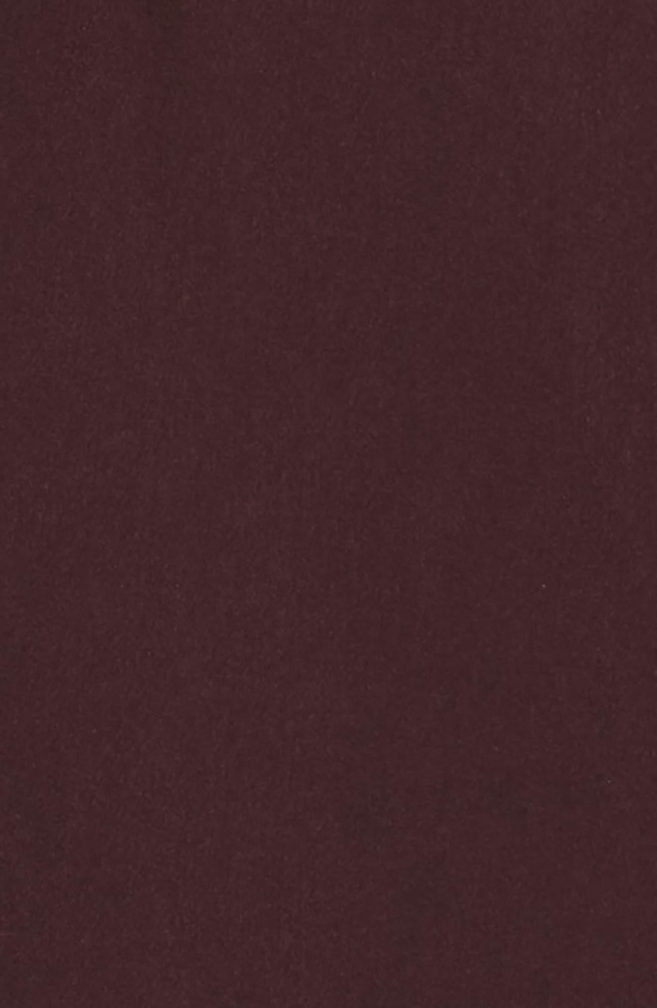 Hayden Seam Front Wide Leg Pants,                             Alternate thumbnail 6, color,                             400
