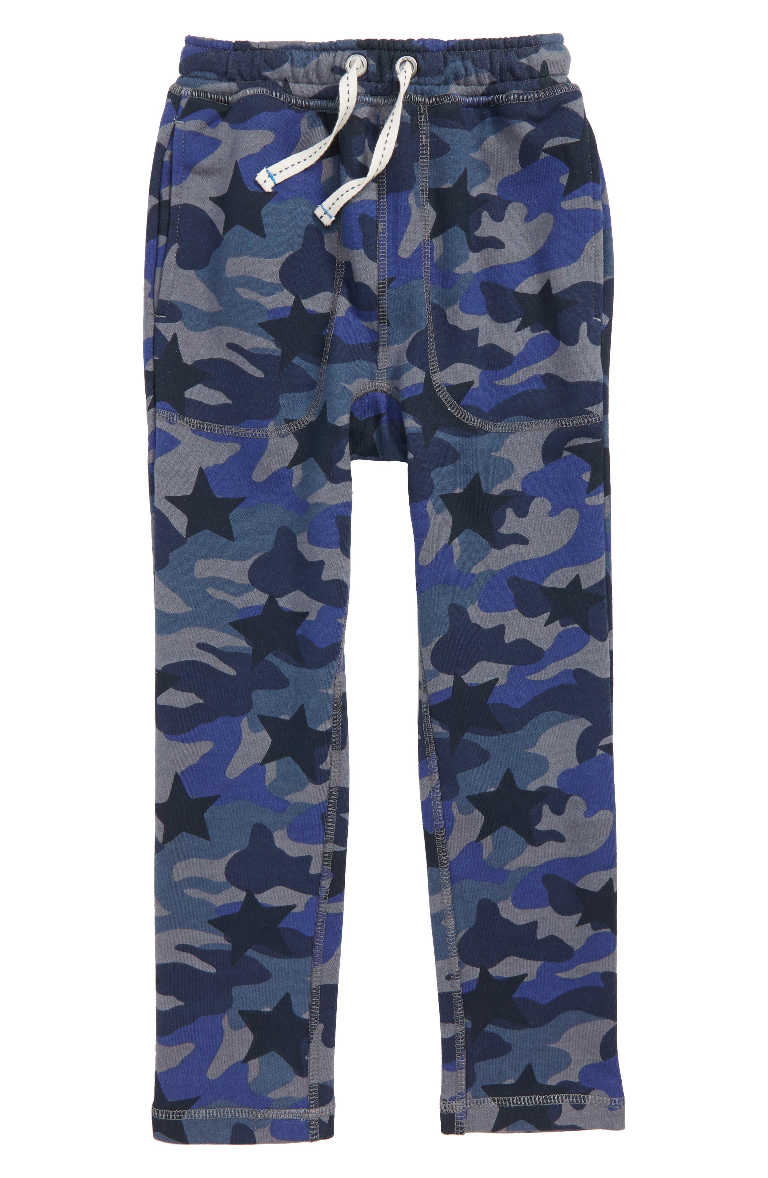 Slouch Sweatpants,                         Main,                         color, RAFT GREY CAMO STAR
