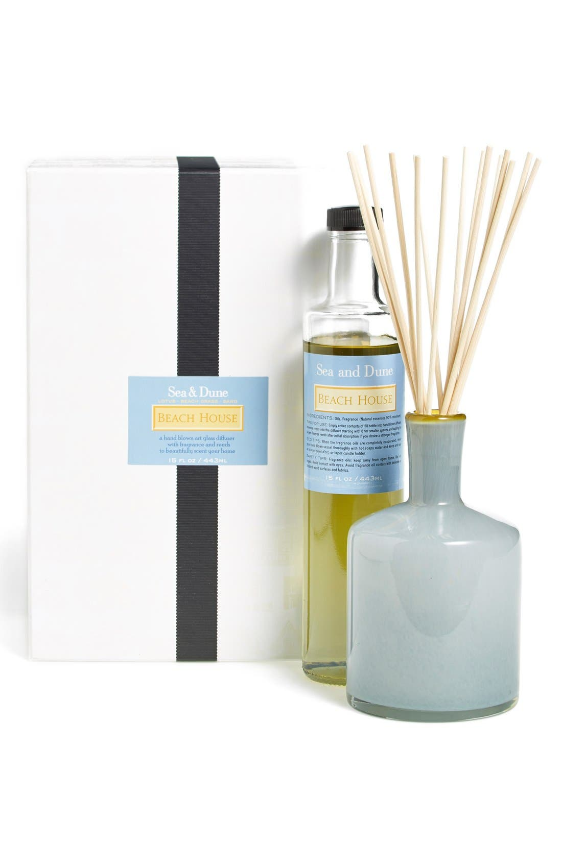 'Sea & Dune - Beach House' Fragrance Diffuser,                             Alternate thumbnail 2, color,                             NO COLOR