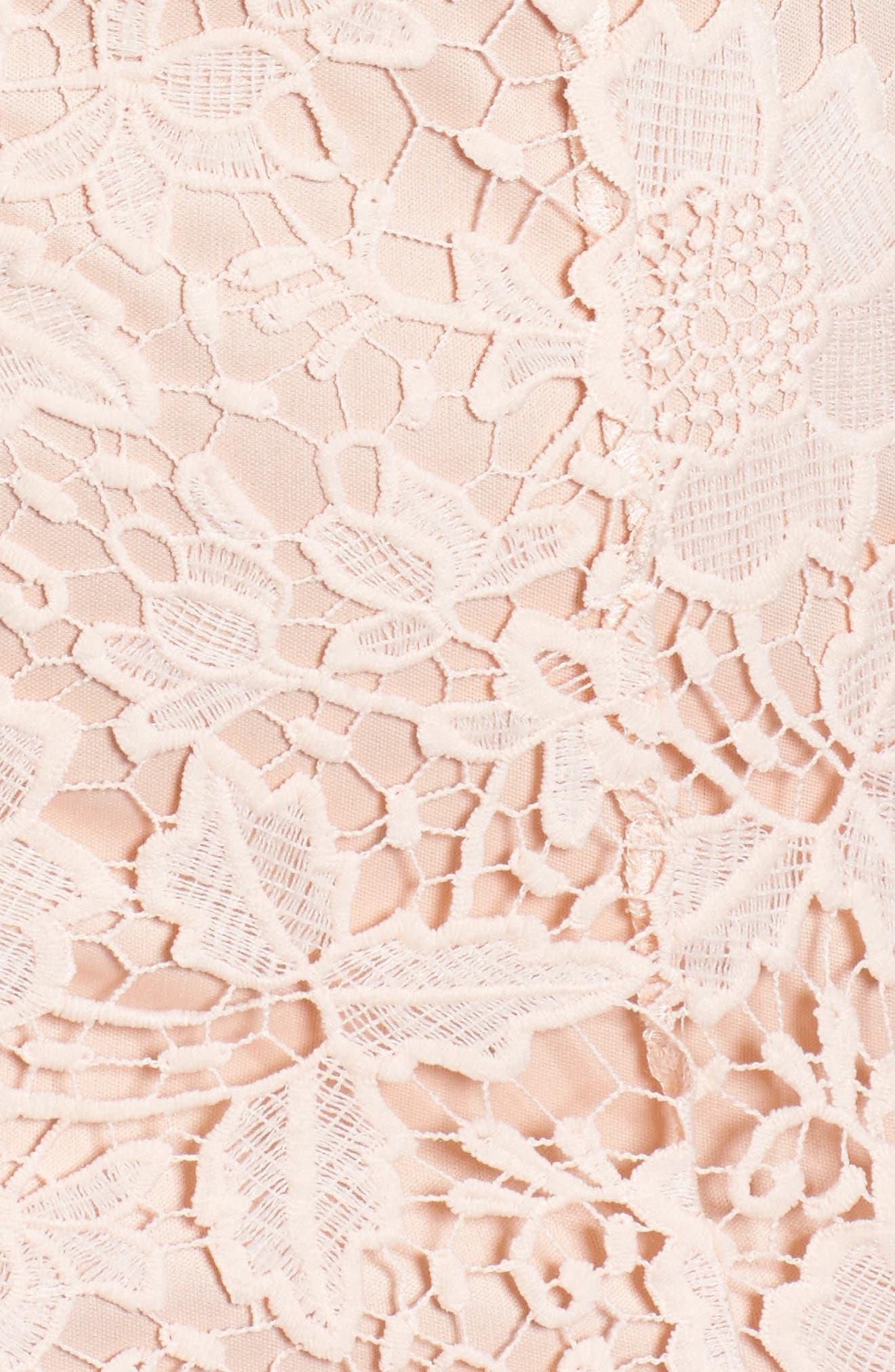 'Samantha' Lace Dress,                             Alternate thumbnail 35, color,