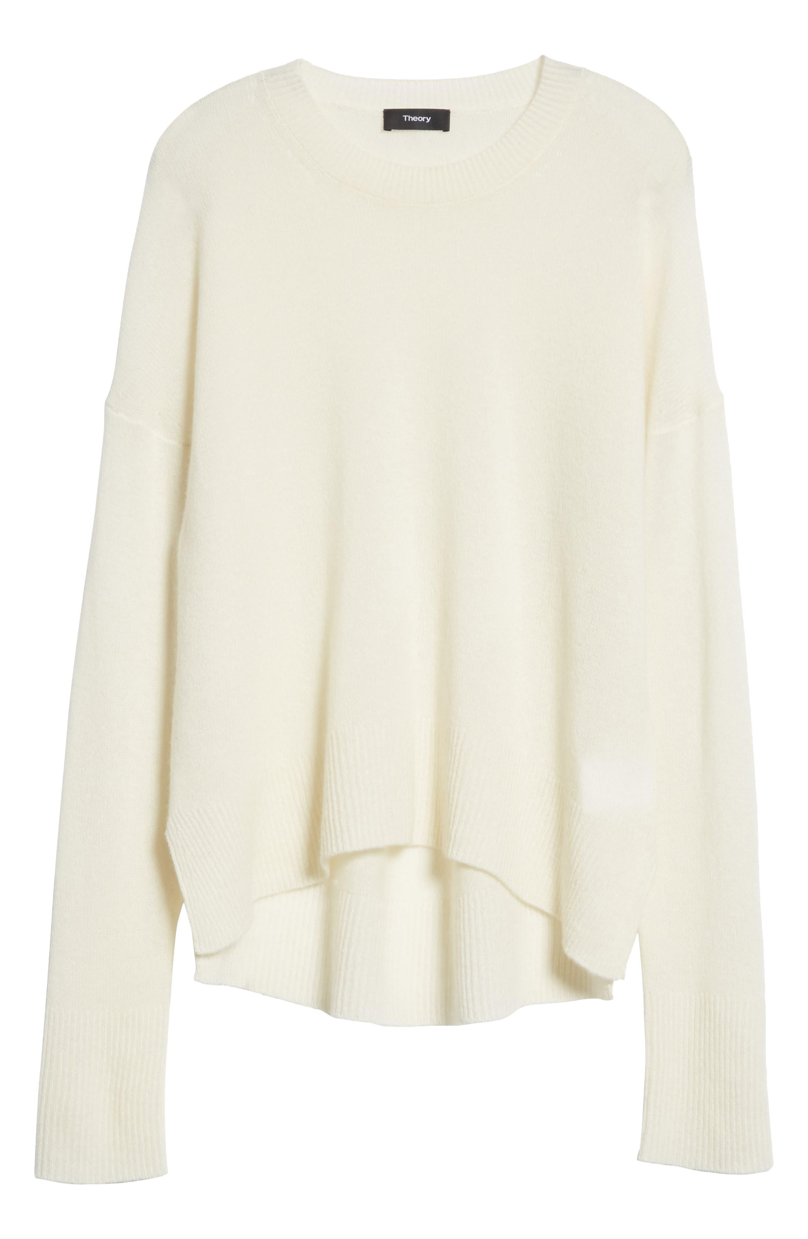 Karenia L Cashmere Sweater,                             Alternate thumbnail 23, color,
