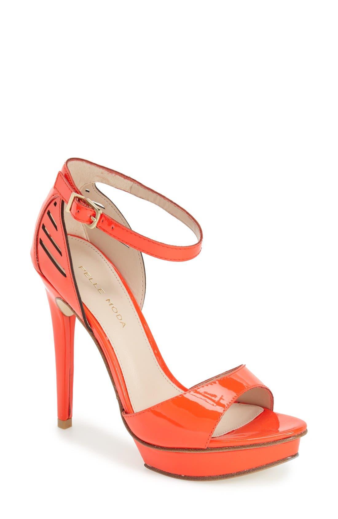 'Fenton' Ankle Strap Sandal,                             Main thumbnail 6, color,