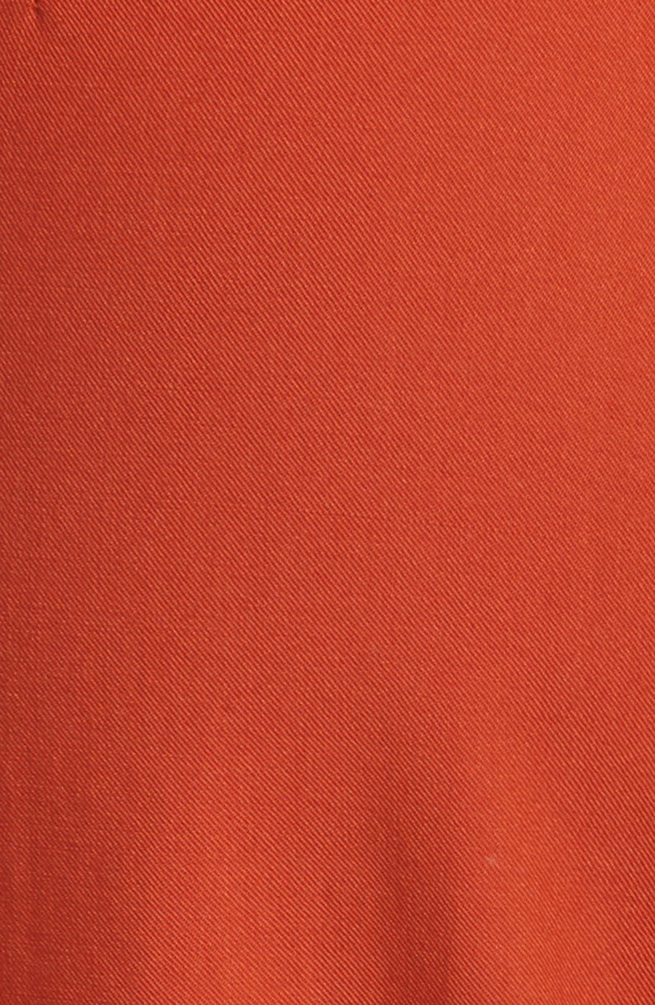 Thorelle B New Stretch Wool Pants,                             Alternate thumbnail 5, color,                             837