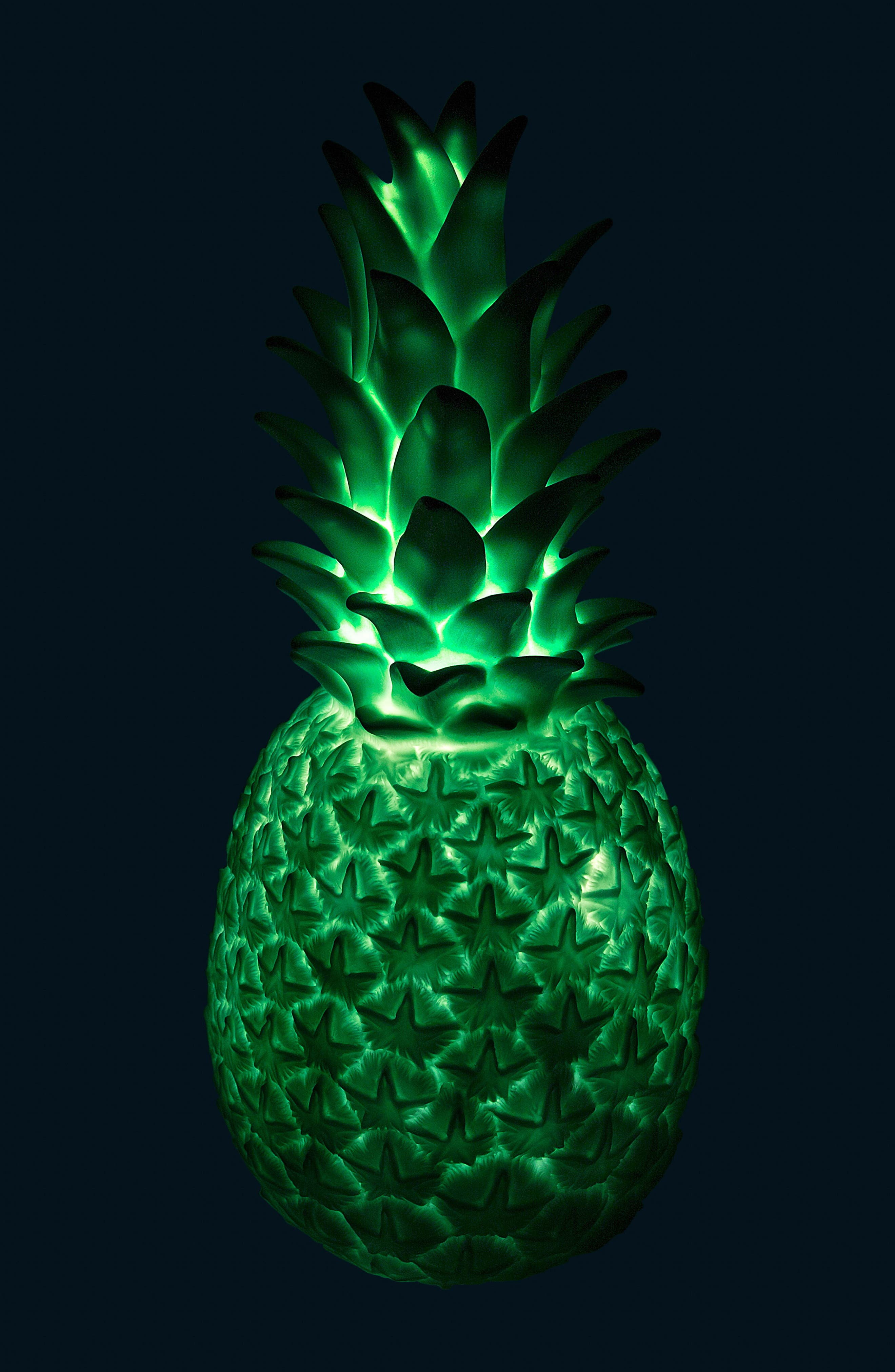 Pineapple LED Lamp,                             Alternate thumbnail 2, color,                             300