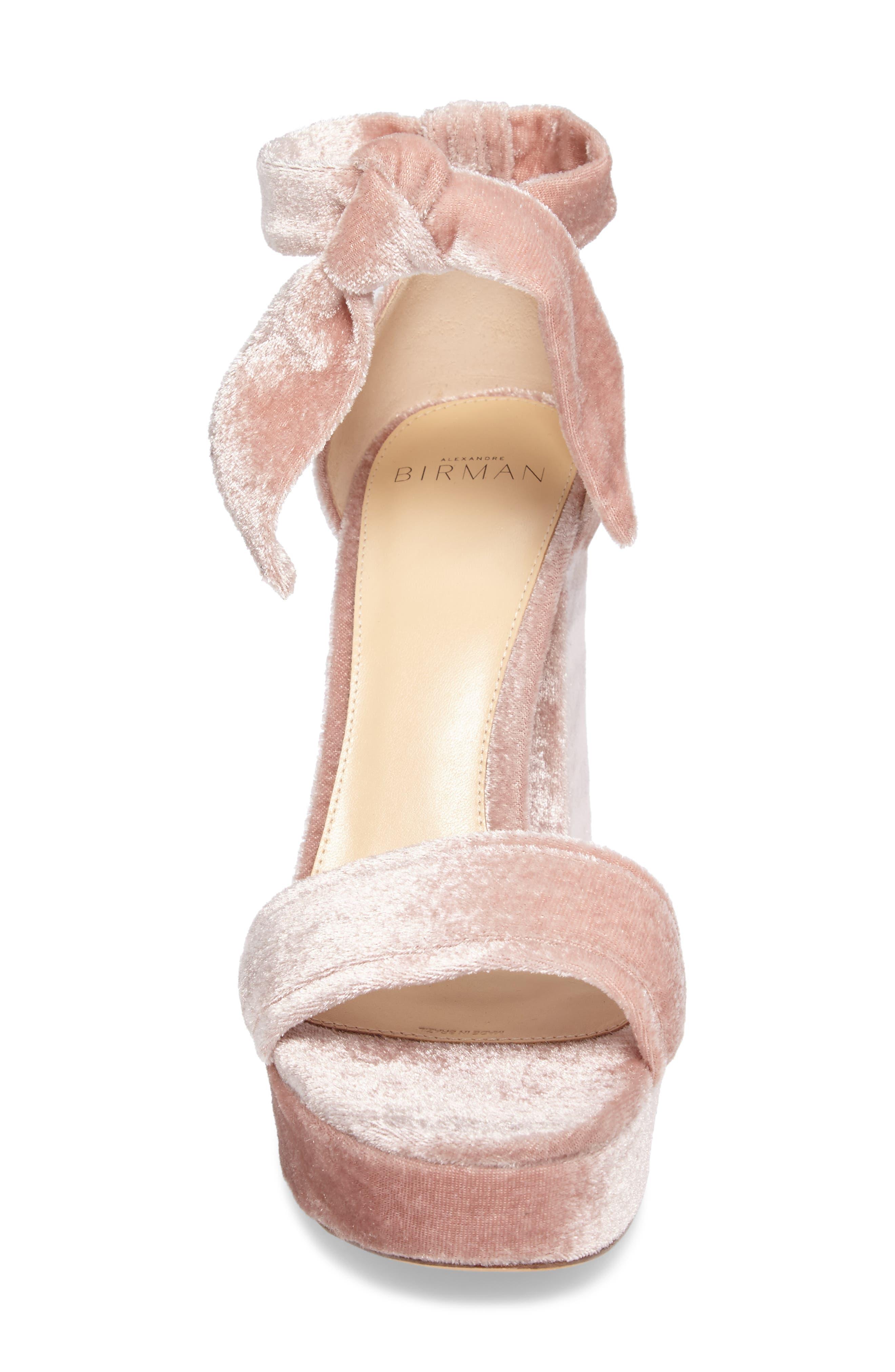 Celine Platform Sandal,                             Alternate thumbnail 8, color,