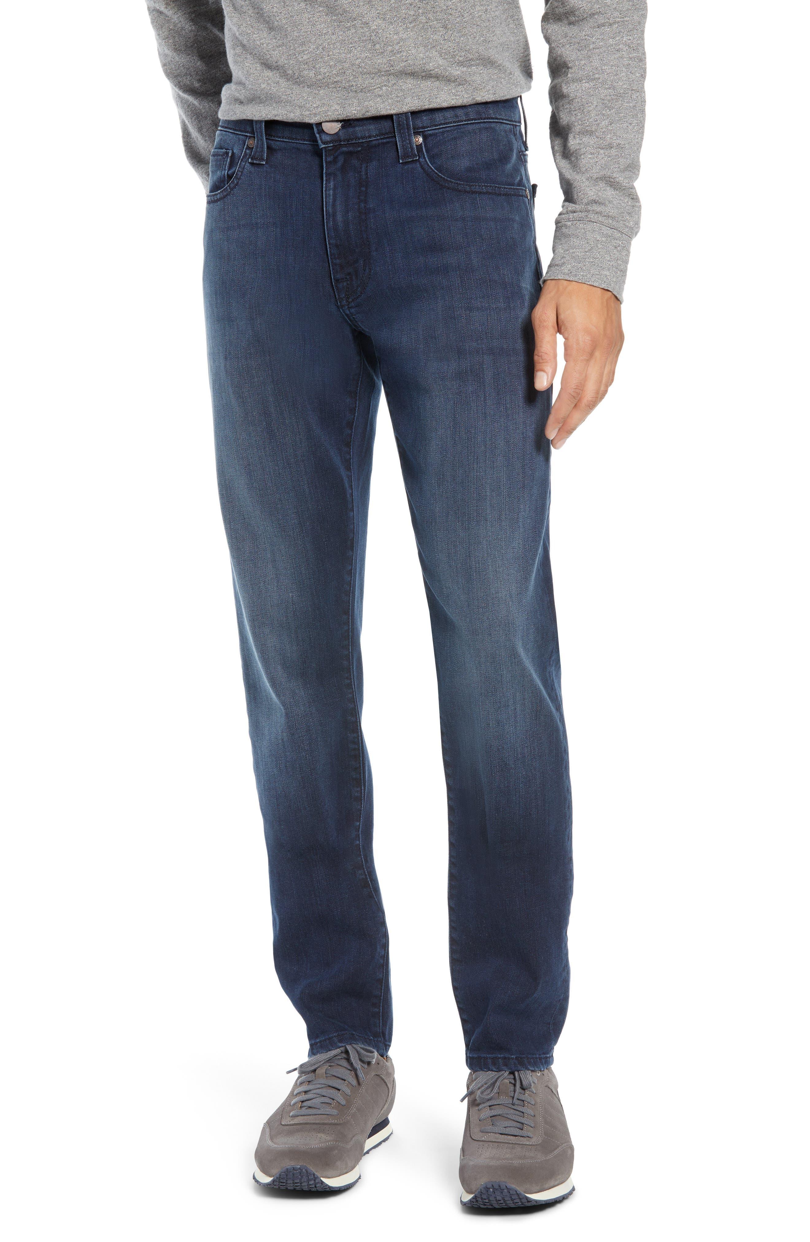 FIDELITY DENIM Torino Slim Fit Jeans, Main, color, SPECTRE