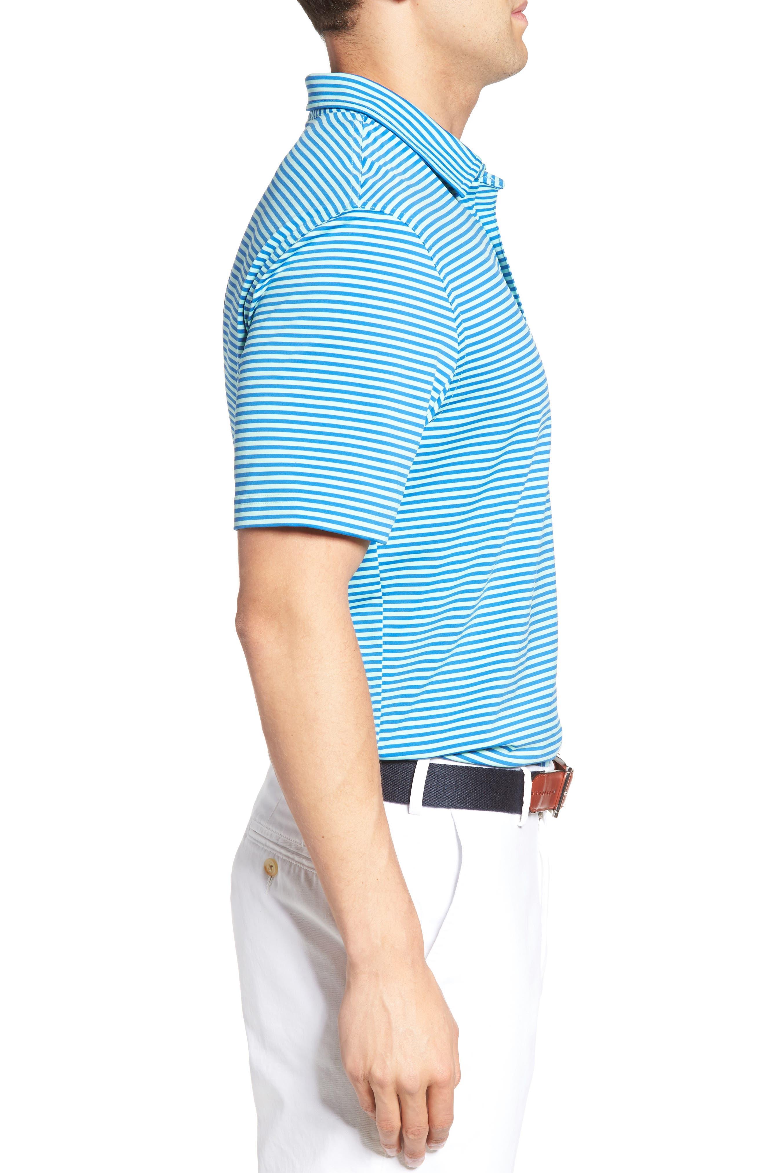 Kennedy Stripe Golf Polo,                             Alternate thumbnail 49, color,