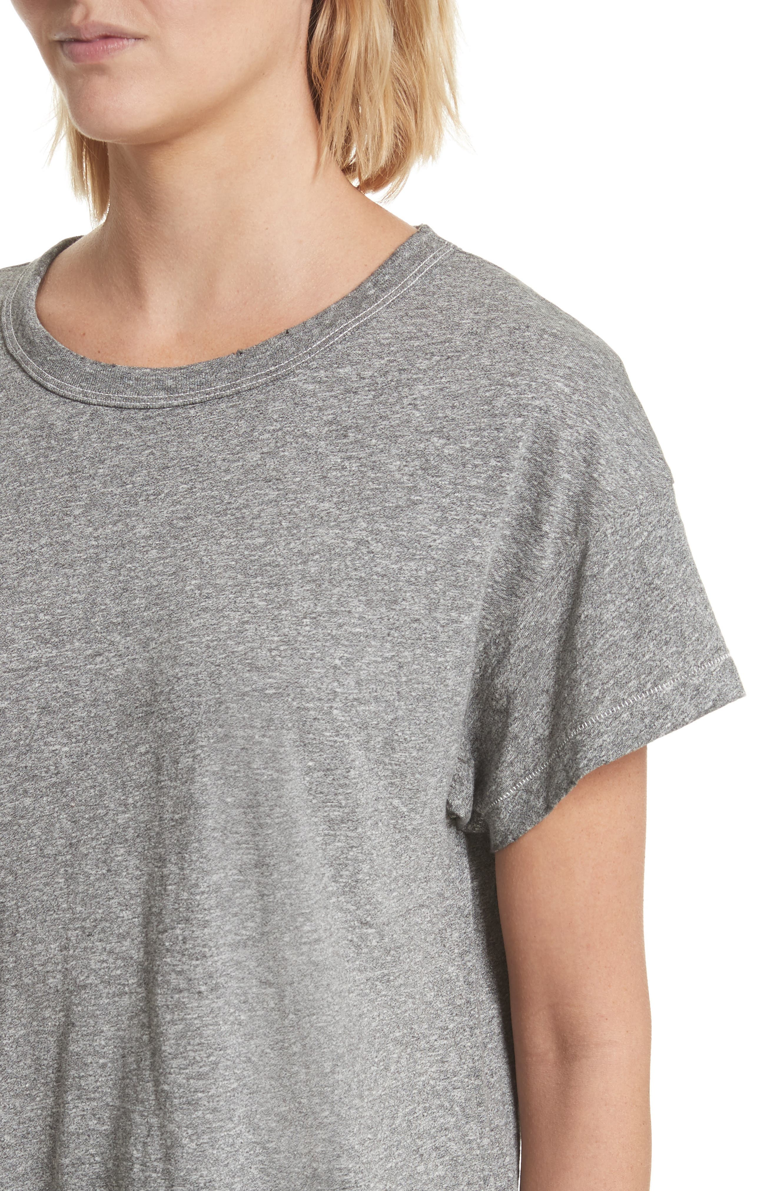 The Boxy Crew Tee,                             Alternate thumbnail 12, color,