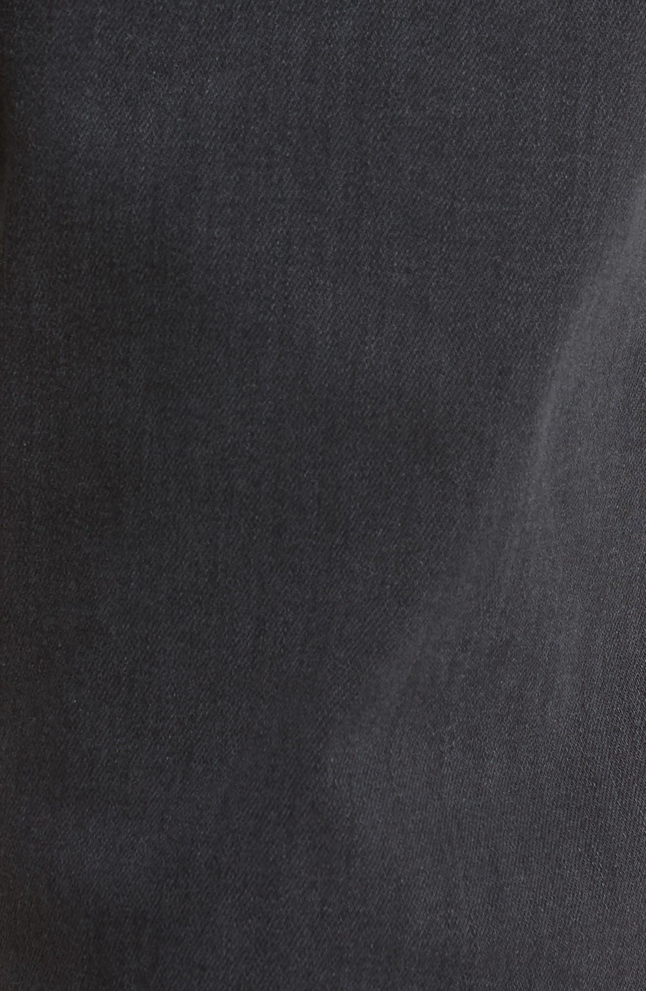 Tyler Slim Fit Jeans,                             Alternate thumbnail 5, color,                             001
