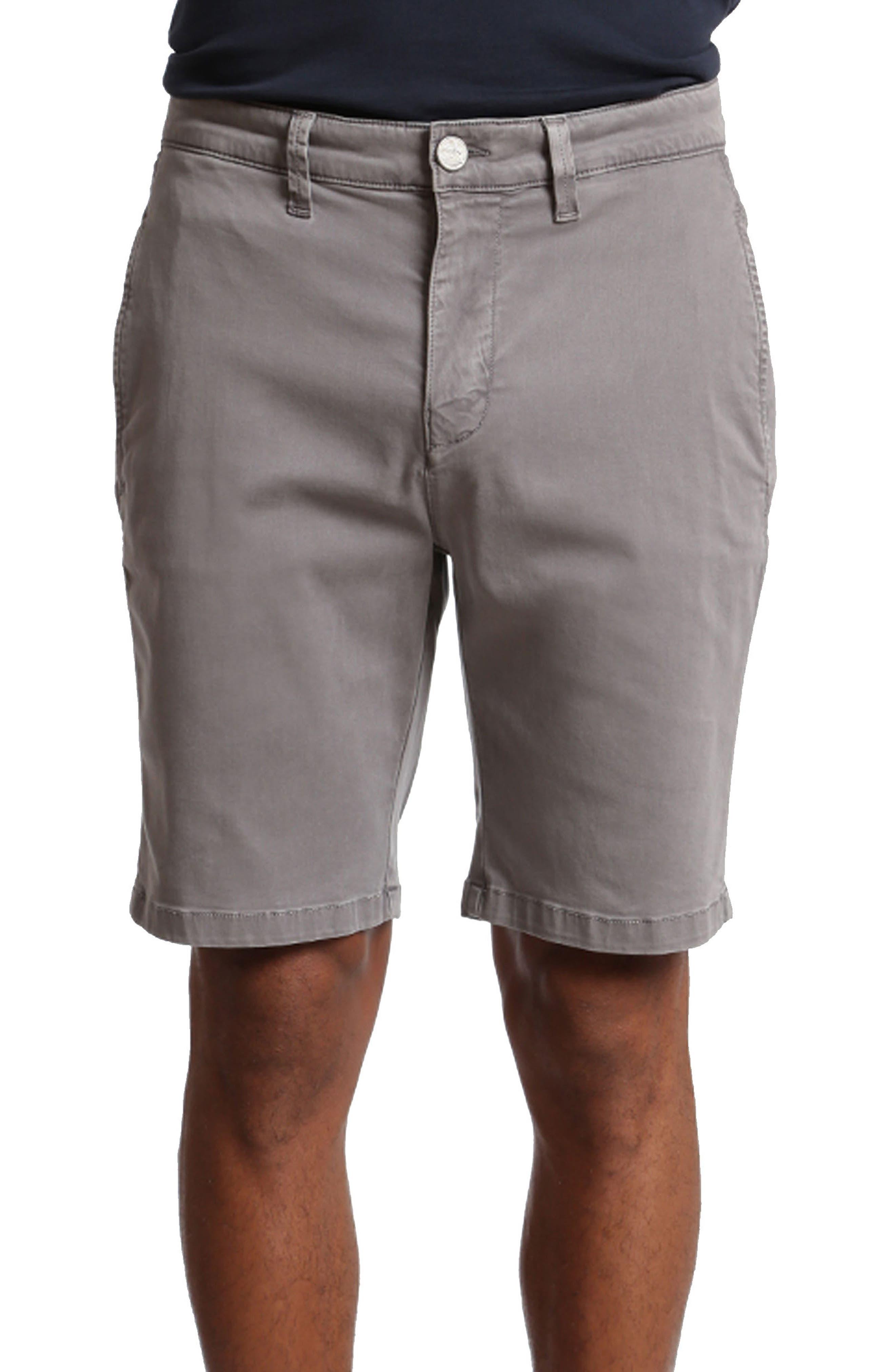 Nevada Twill Shorts,                         Main,                         color, SHARK TWILL