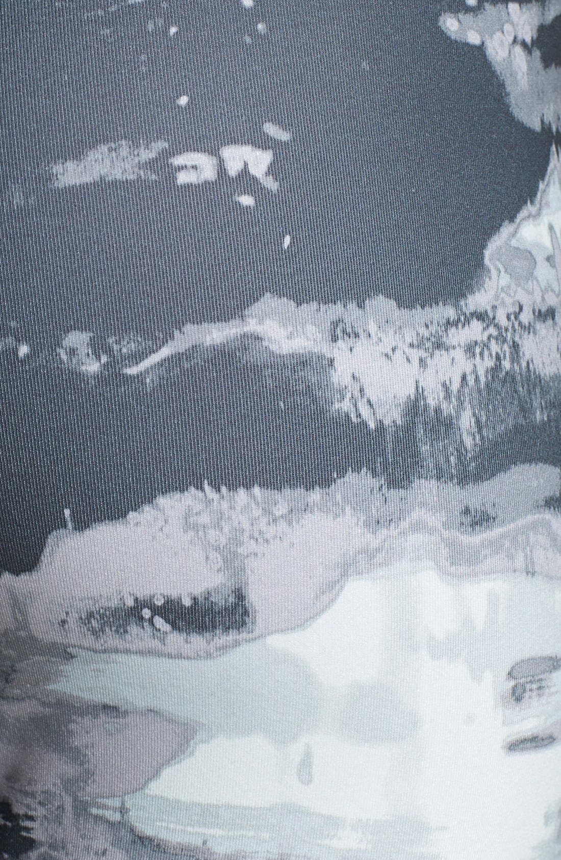 'Tadasana' Leggings,                             Alternate thumbnail 5, color,                             020