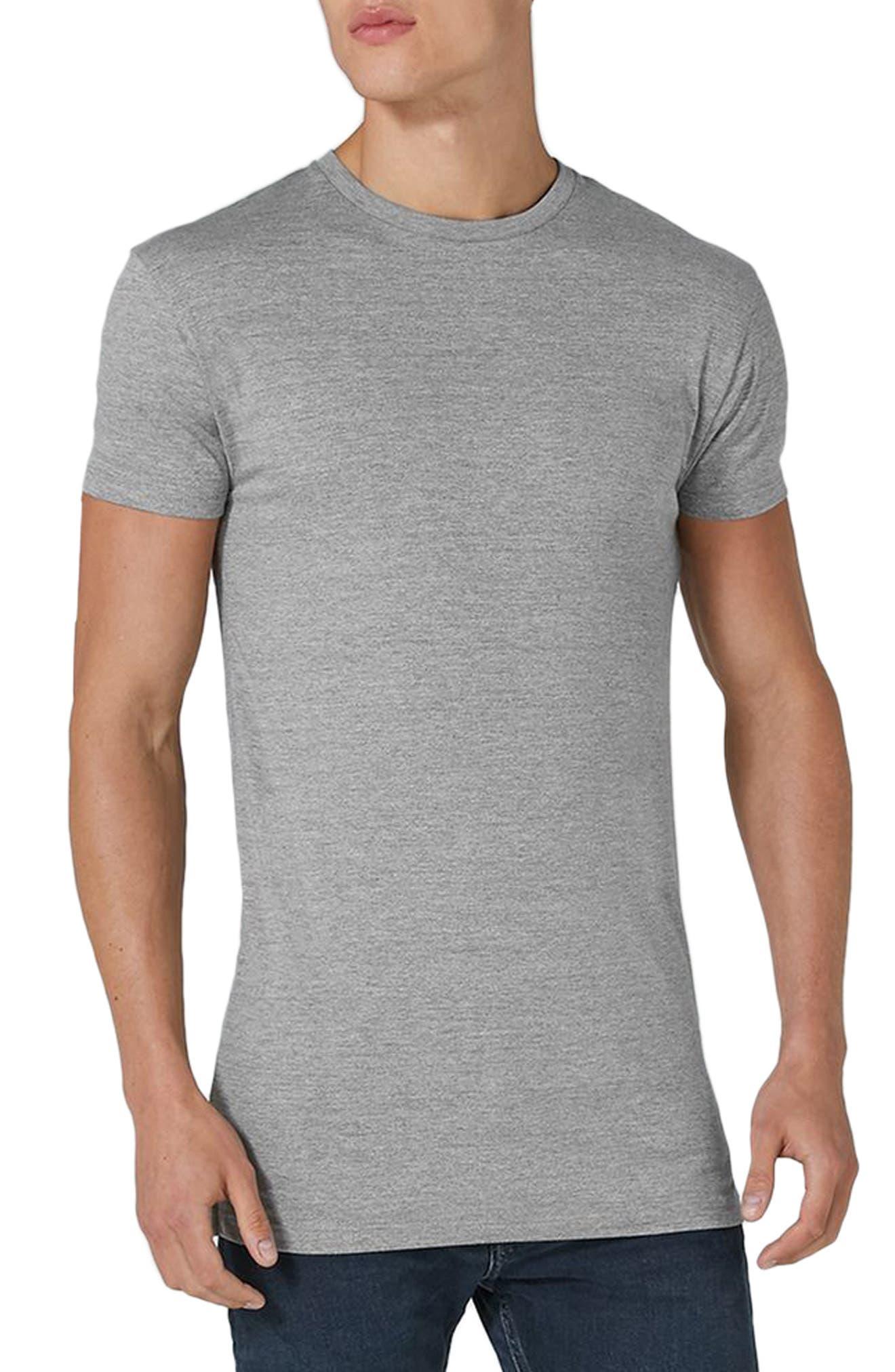 Longline T-Shirt,                             Main thumbnail 1, color,