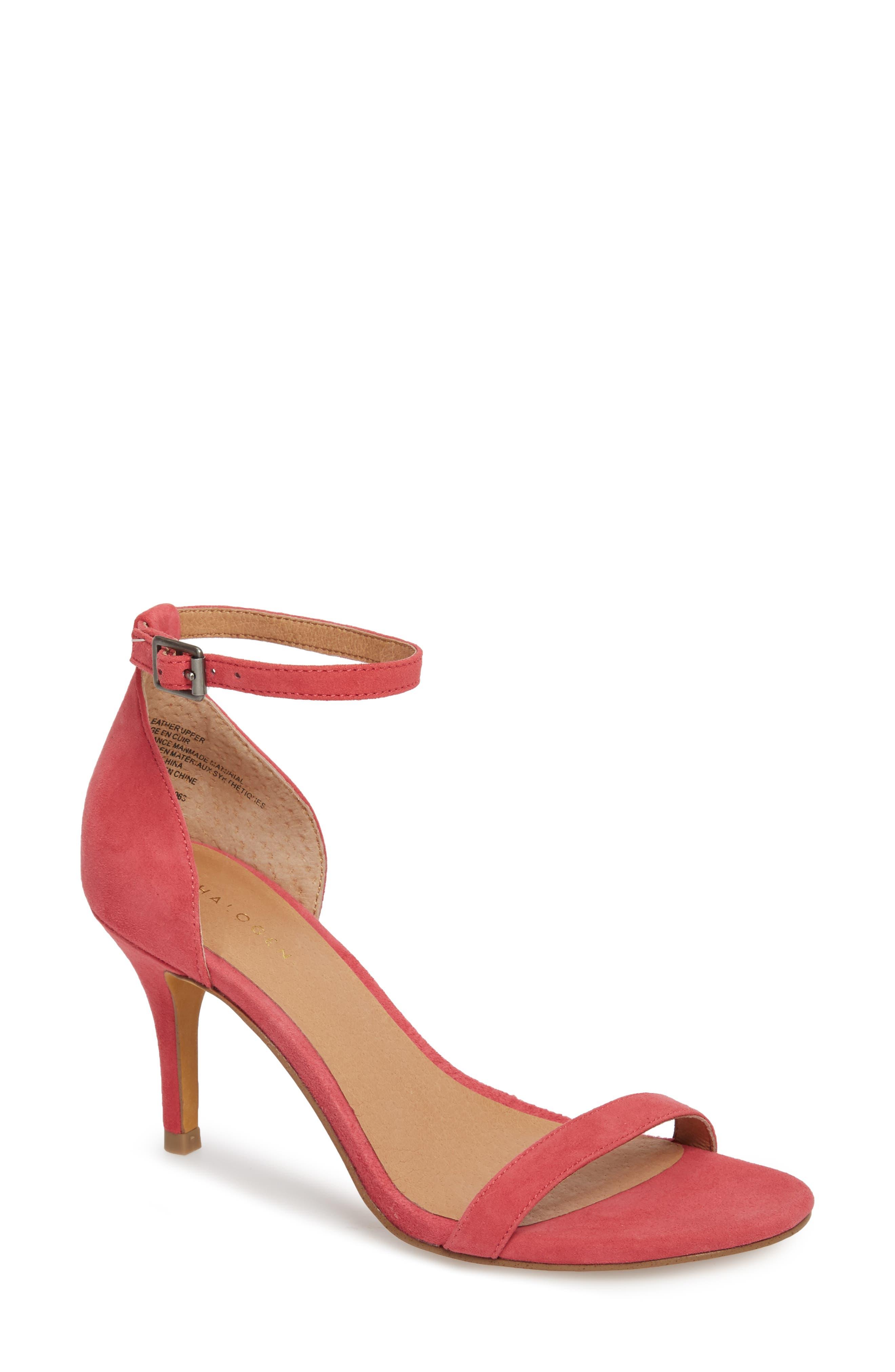 Audrey Ankle Strap Sandal,                             Main thumbnail 16, color,