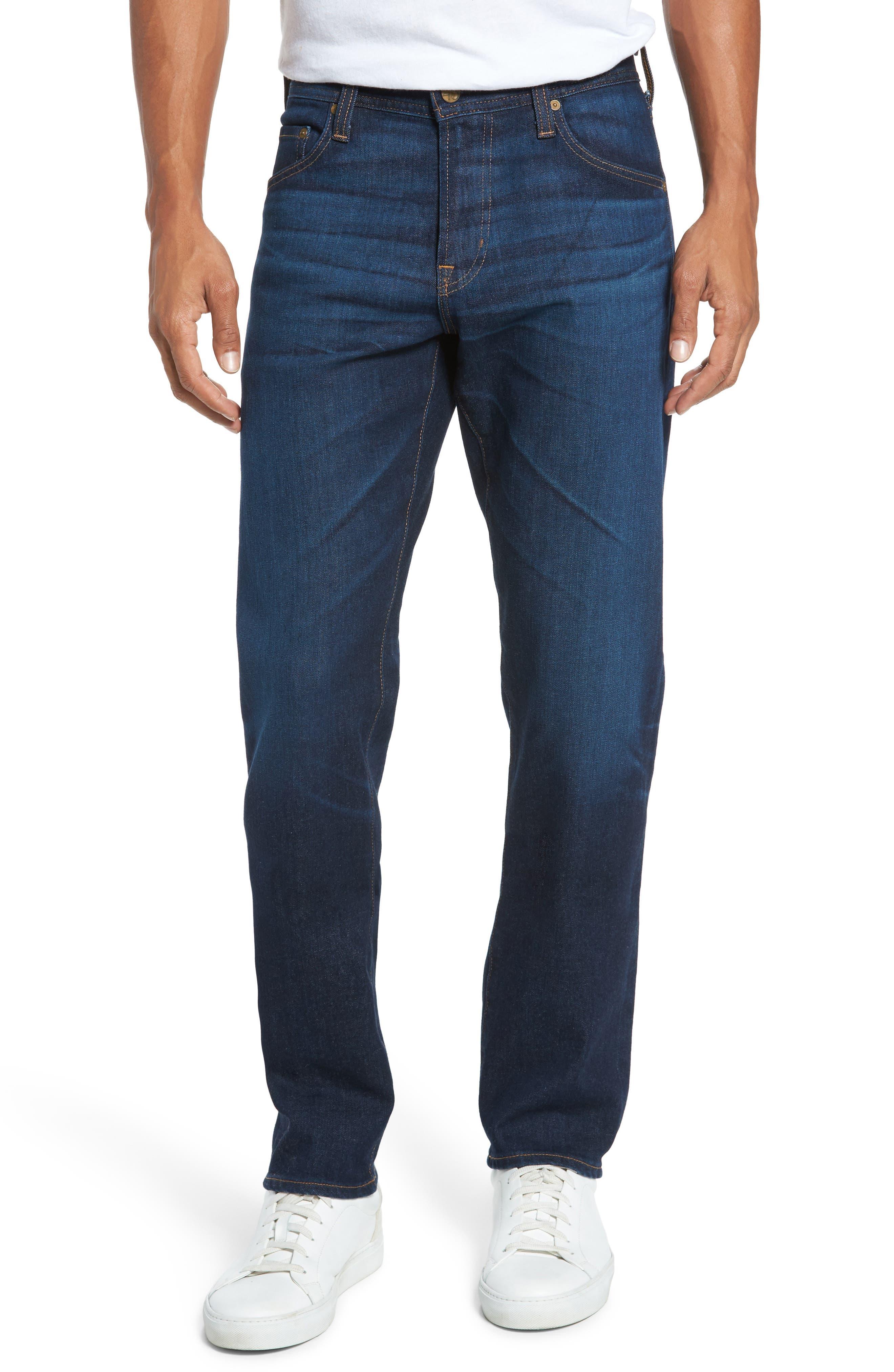 Graduate Slim Straight Fit Jeans,                         Main,                         color,