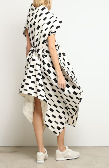 Interweave Geo Print Dress, video thumbnail