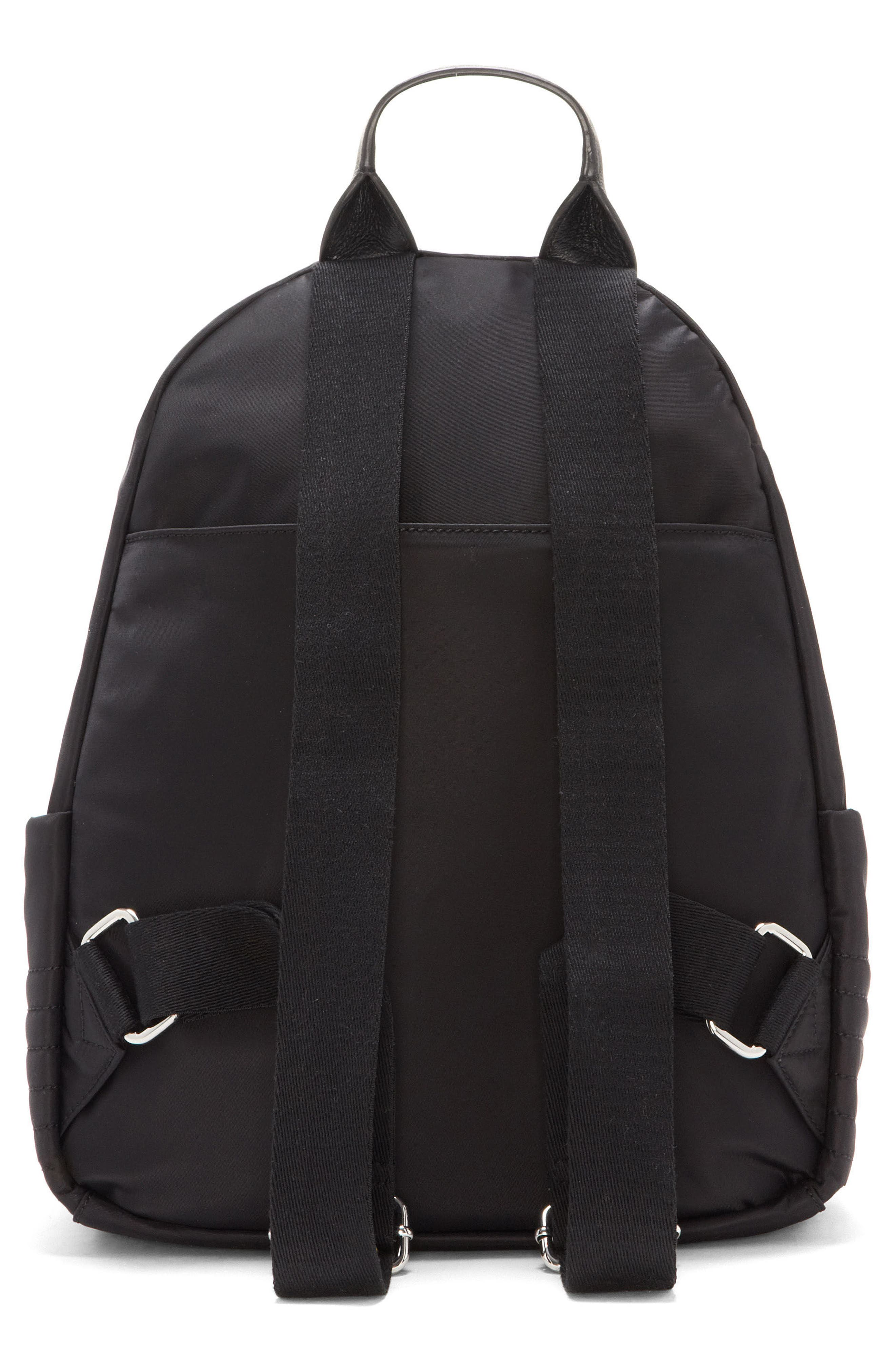 Action Nylon Backpack,                             Alternate thumbnail 2, color,                             001