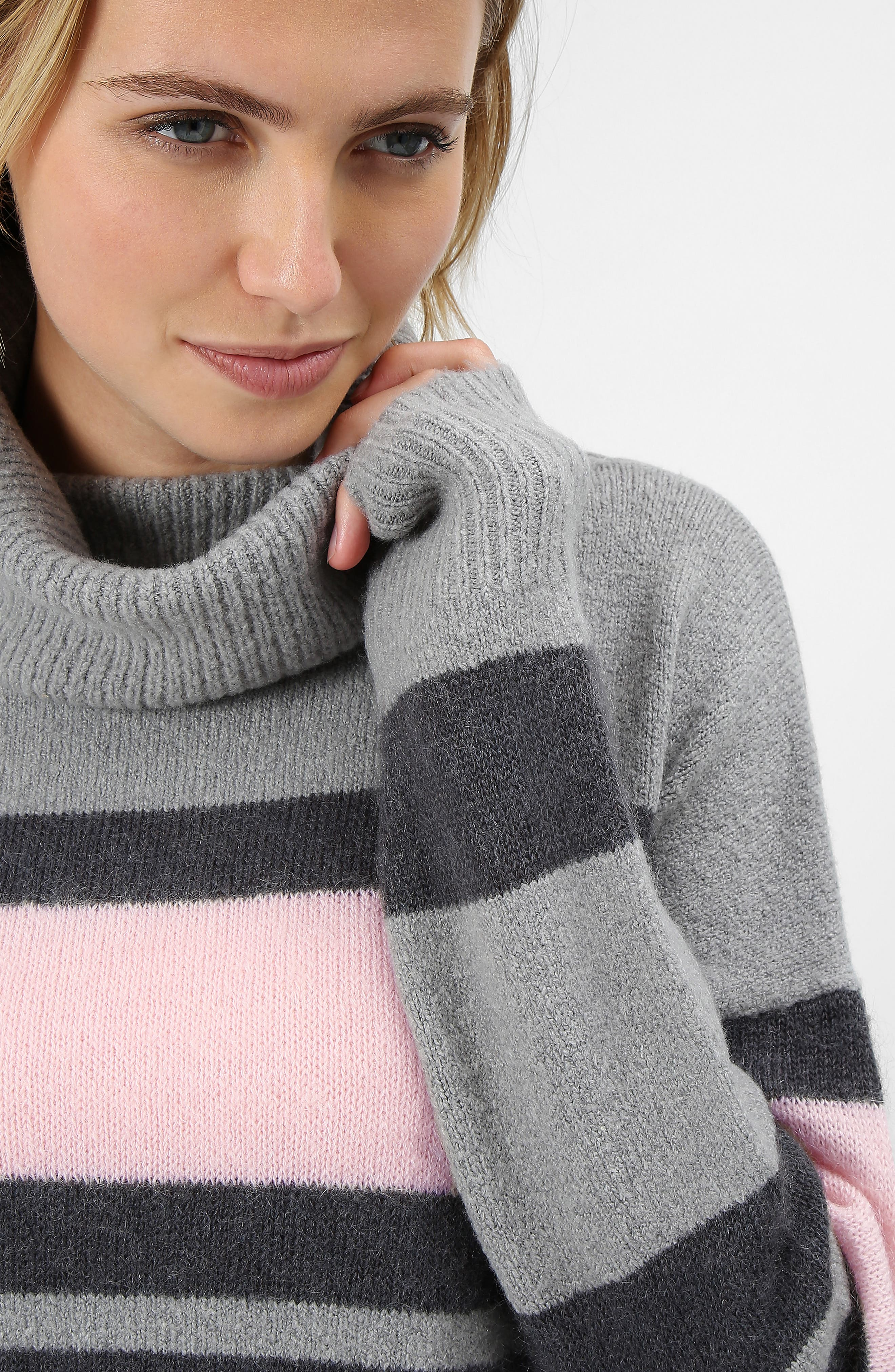 SWEATY BETTY,                             Bloomsbury Sweater,                             Alternate thumbnail 8, color,                             023