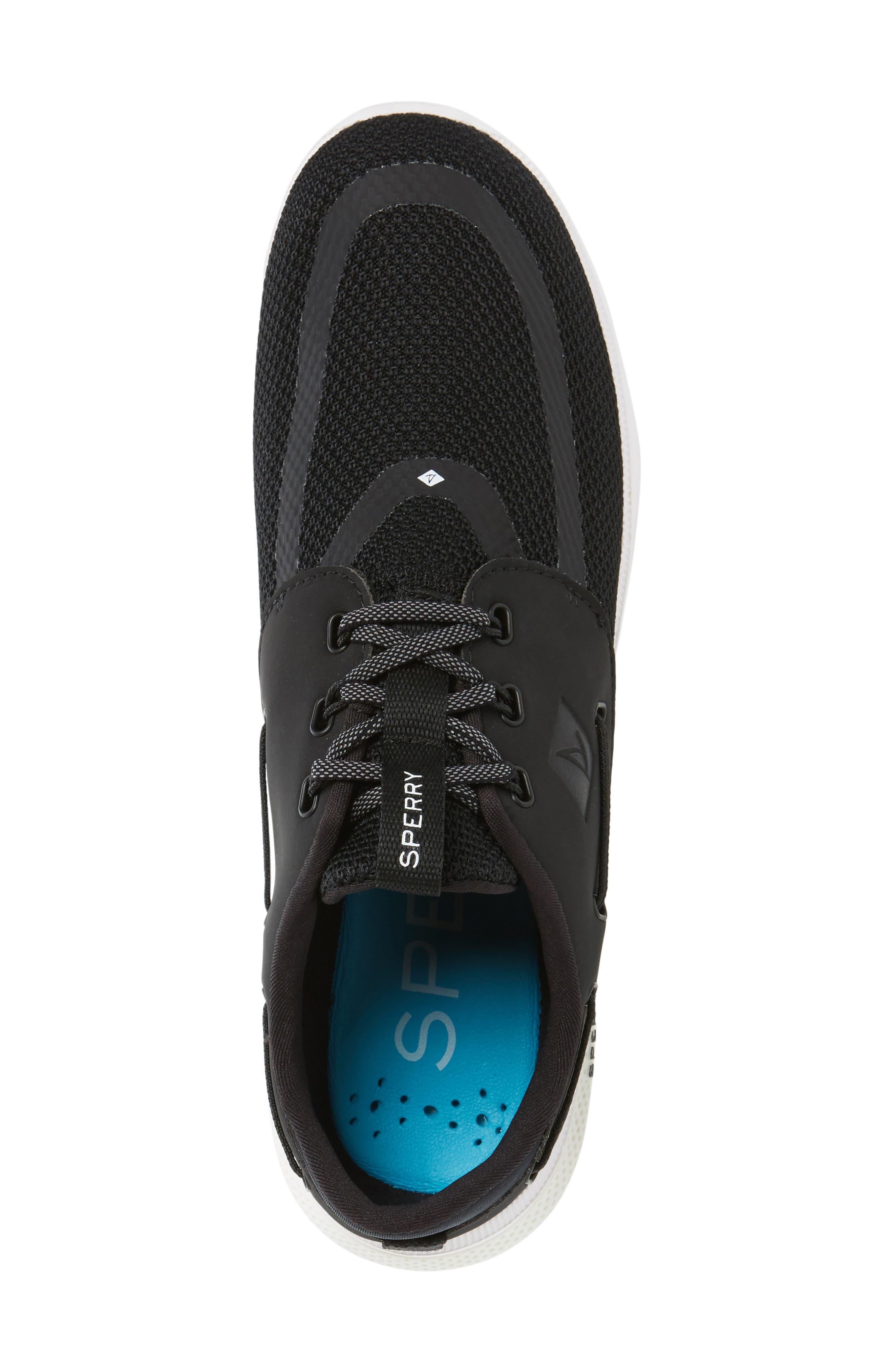 7 Seas Sneaker,                             Alternate thumbnail 3, color,                             001