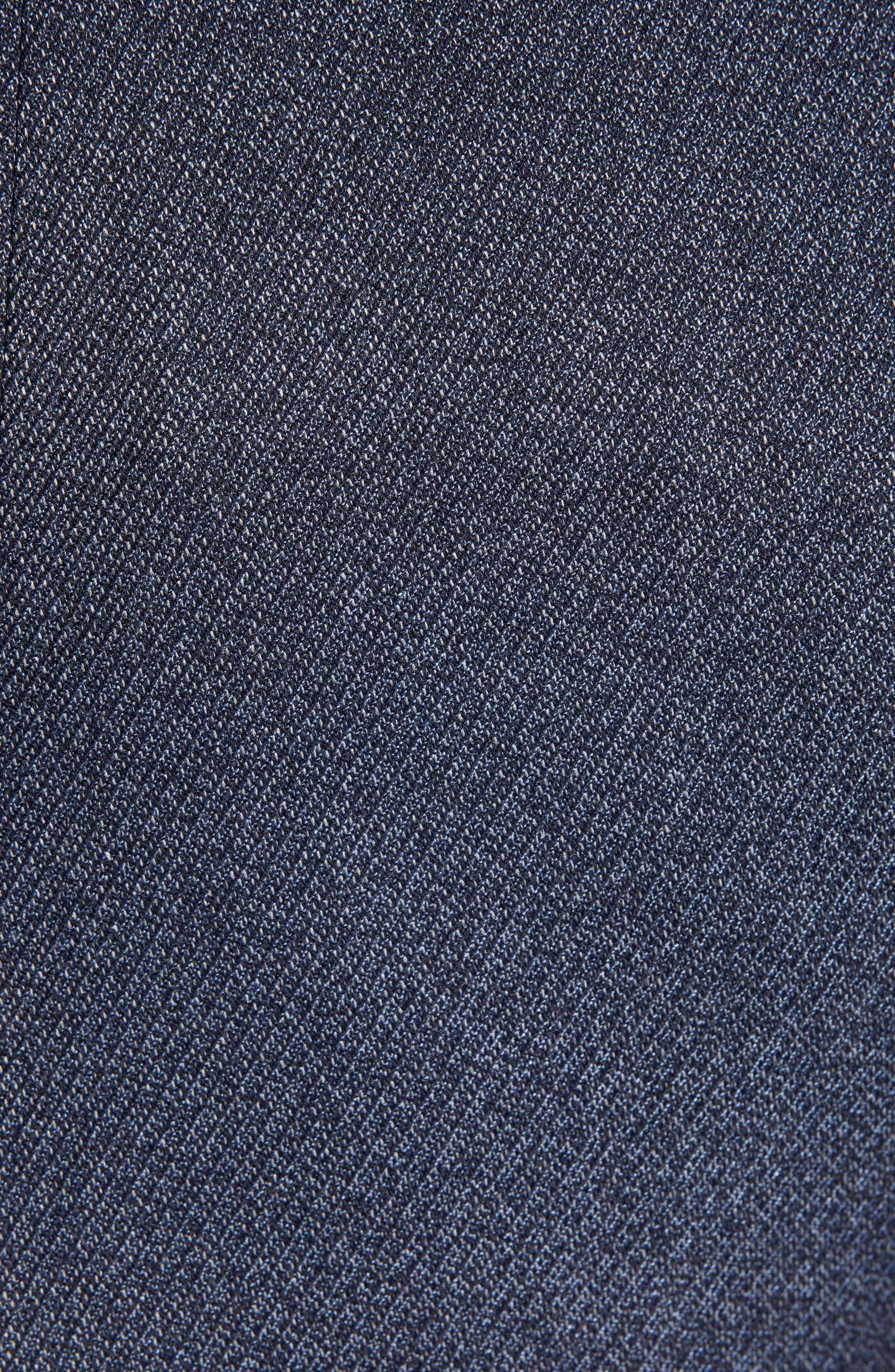 Twill Sport Coat,                             Alternate thumbnail 6, color,                             BLUE