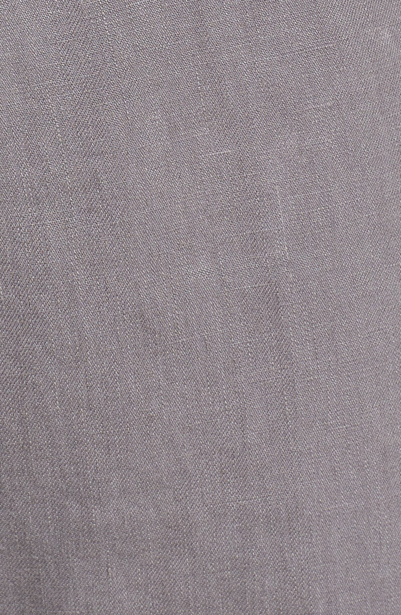 Crigan Linen Shorts,                             Alternate thumbnail 22, color,