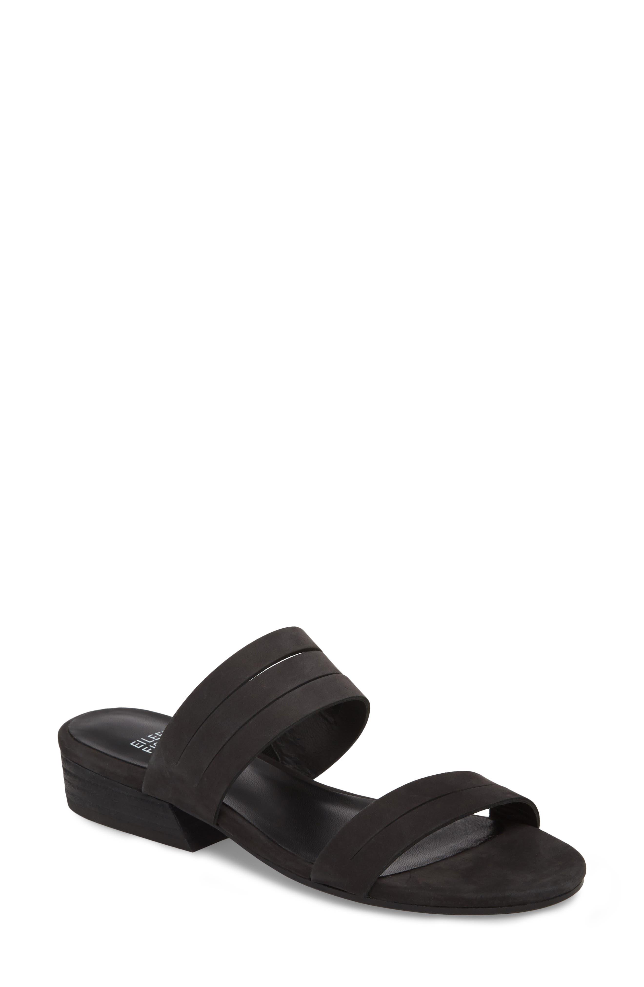 Finch Slide Sandal,                         Main,                         color, 001
