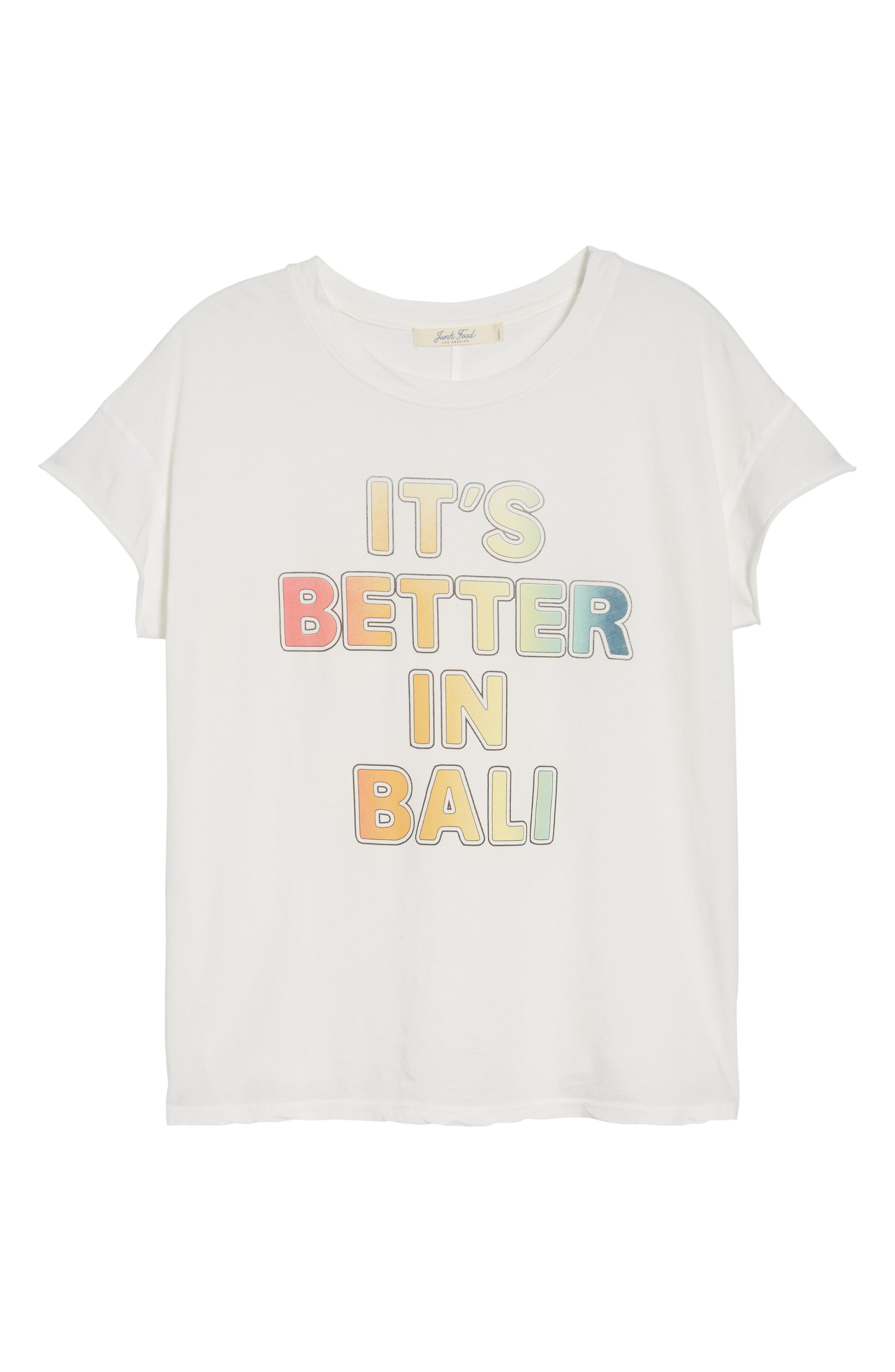 Better in Bali Tee,                             Alternate thumbnail 7, color,