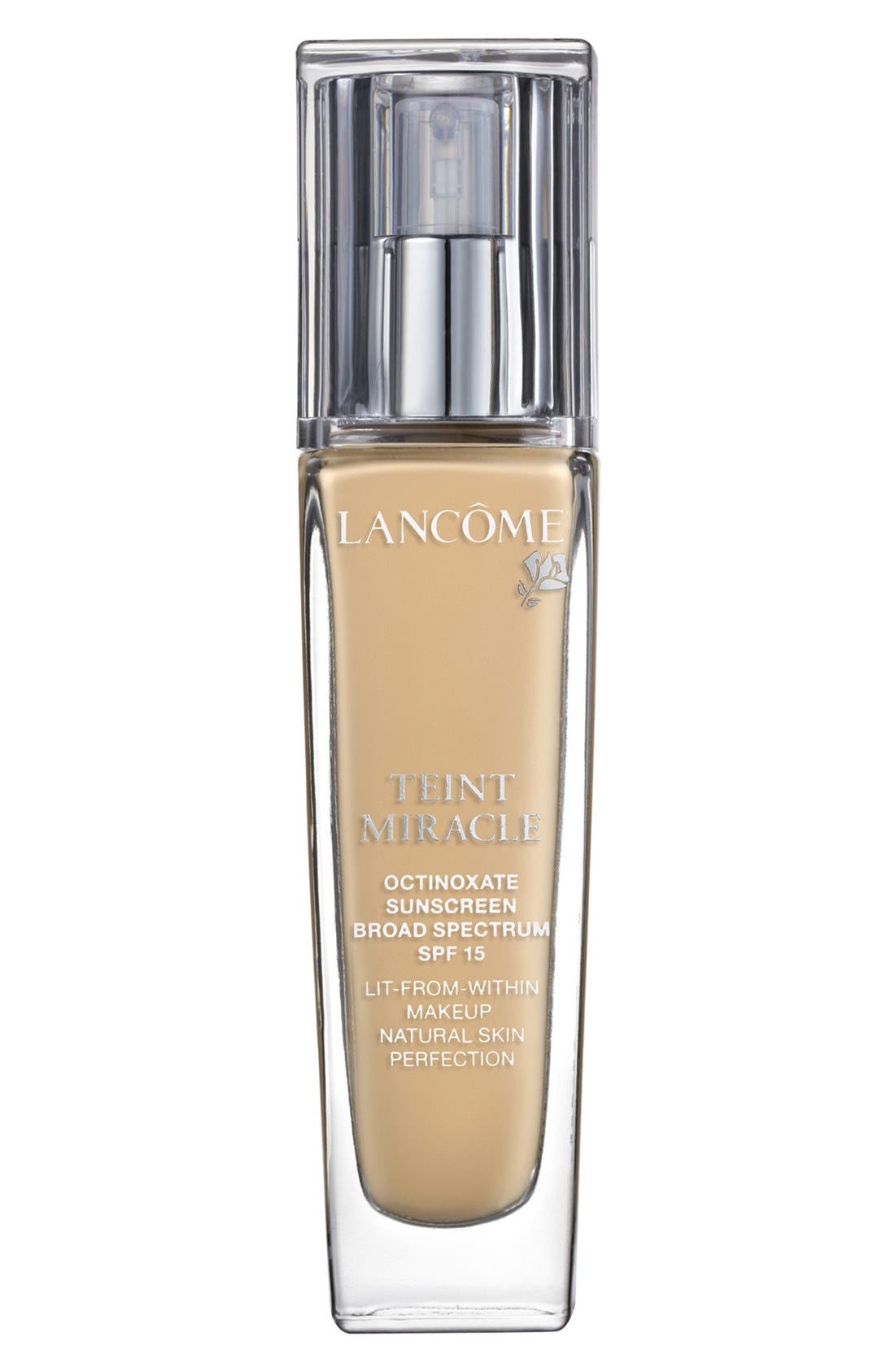 Teint Miracle Lit-from-Within Makeup Natural Skin Perfection SPF 15,                             Main thumbnail 1, color,                             BISQUE 340 (N)