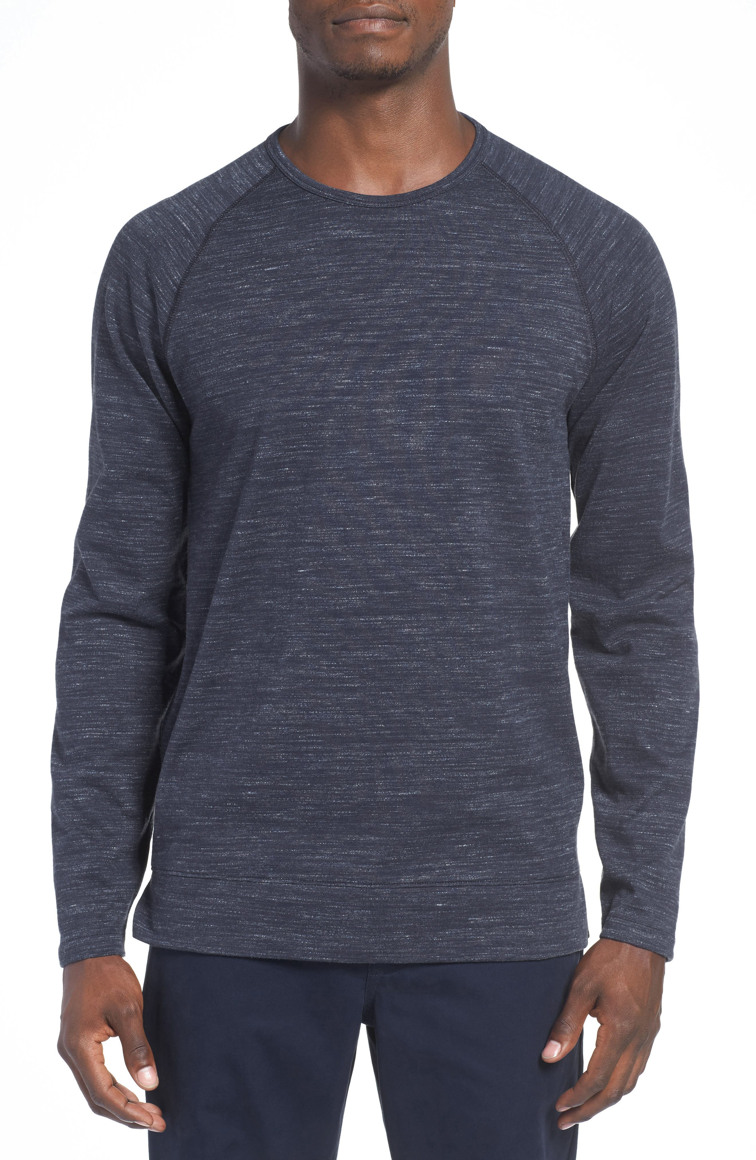 Slim Fit Stripe T-Shirt,                             Alternate thumbnail 8, color,
