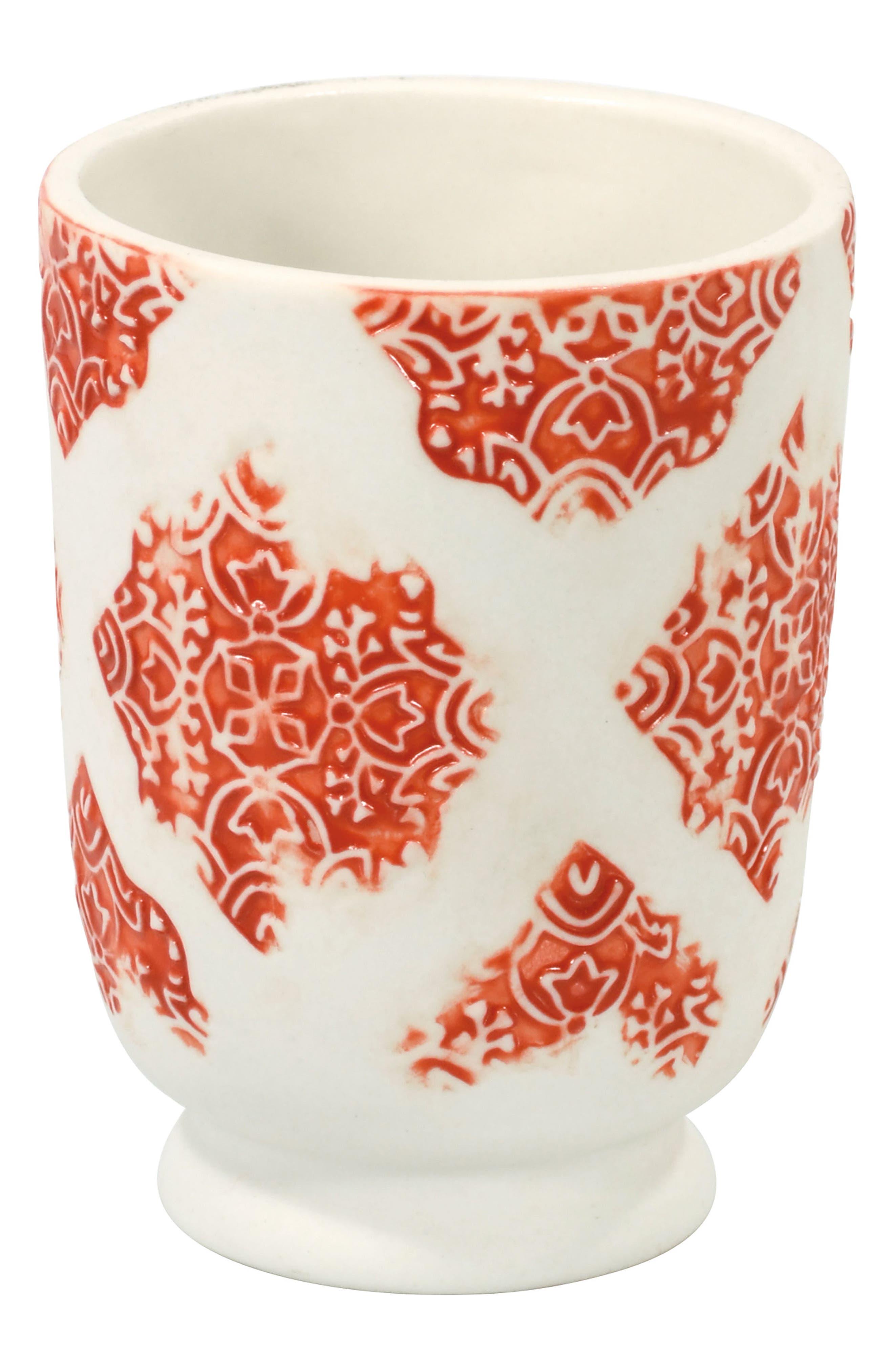 Lakki Porcelain Tumbler,                         Main,                         color, 950