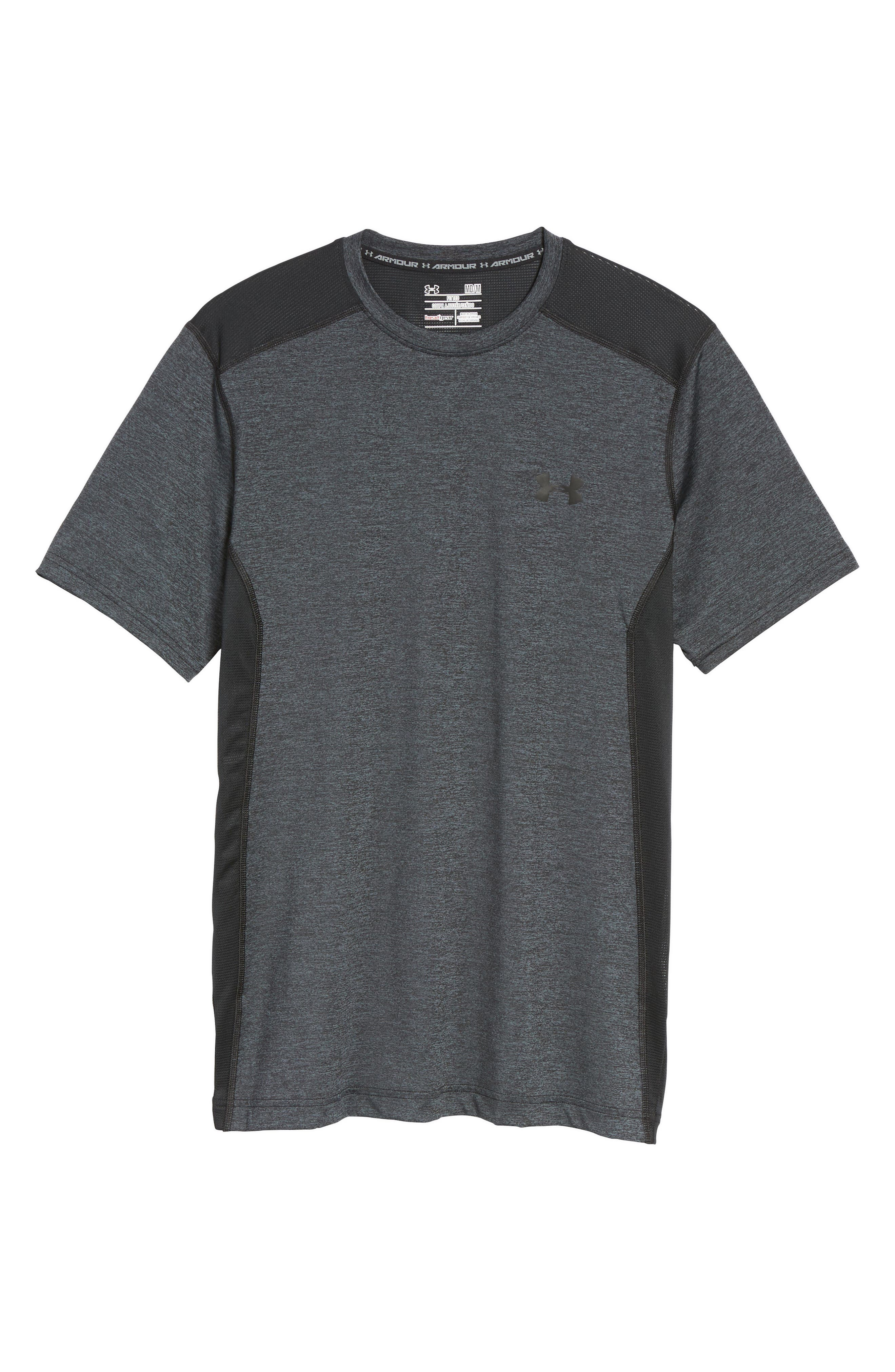 'Raid' HeatGear<sup>®</sup> Training T-Shirt,                             Alternate thumbnail 125, color,