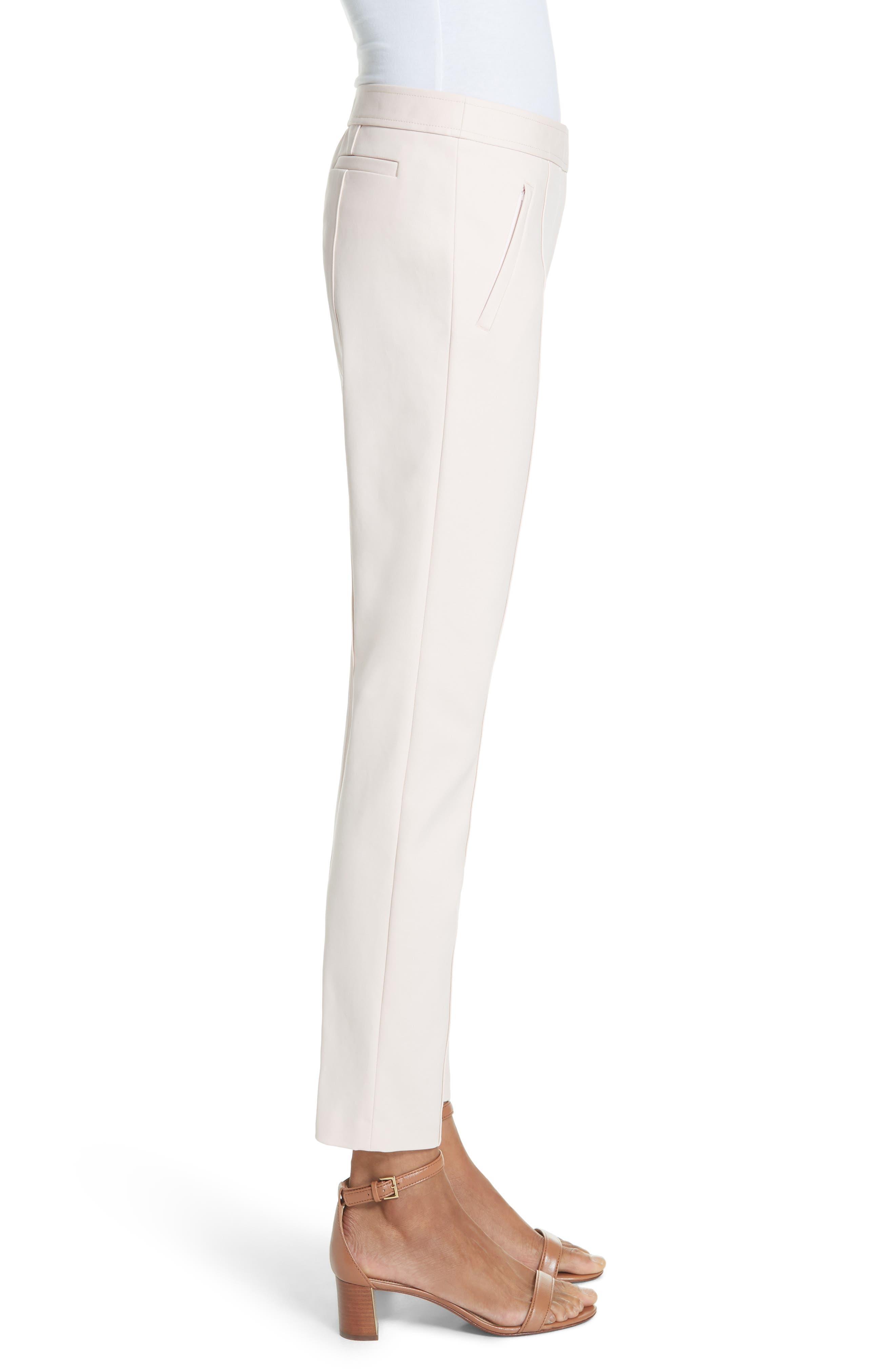 Vanner Slim Leg Ankle Pants,                             Alternate thumbnail 3, color,                             654