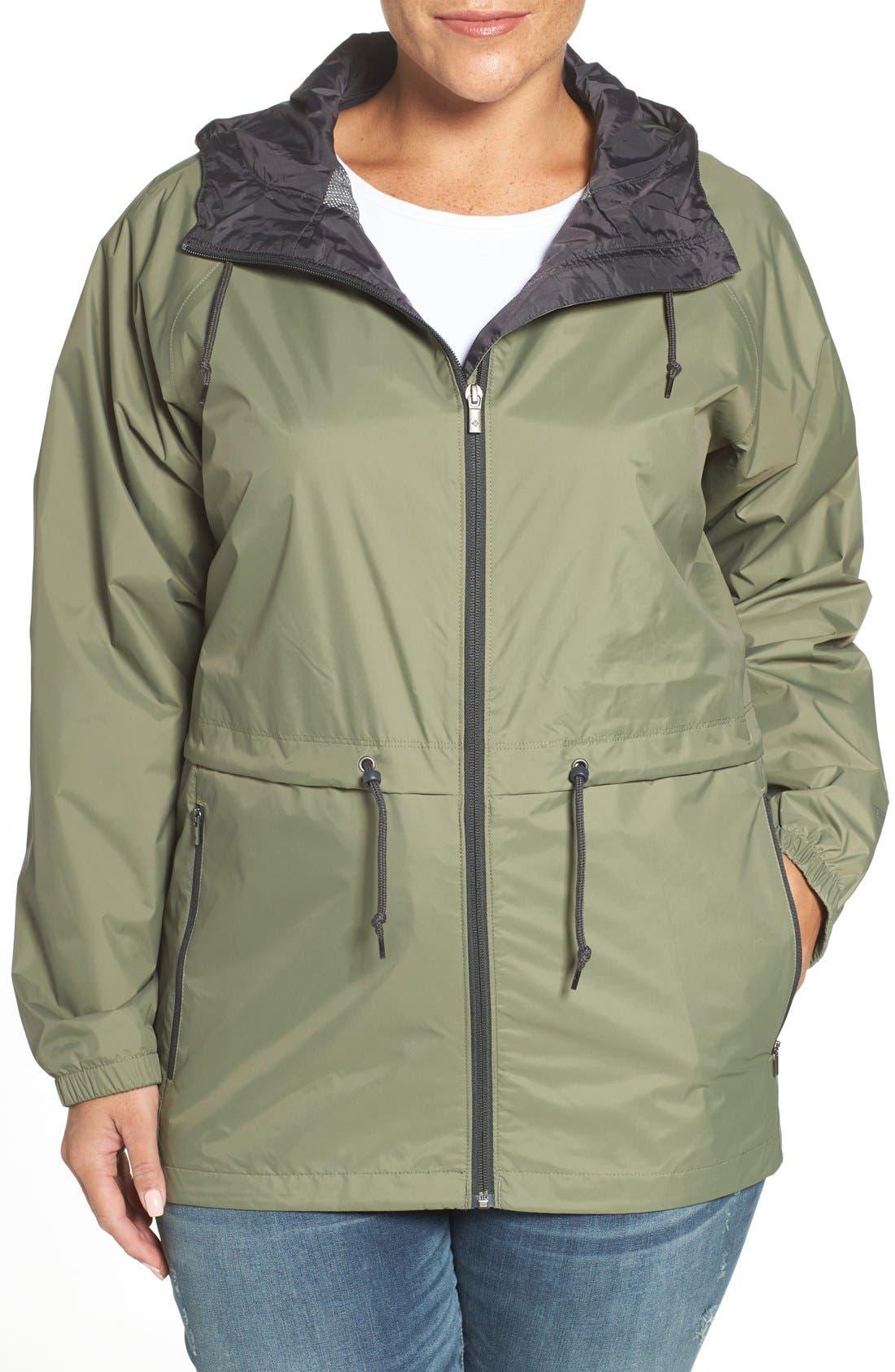 'Arcadia' Hooded Waterproof Casual Jacket,                             Alternate thumbnail 51, color,