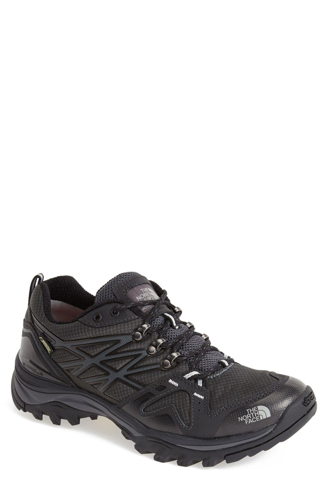 'Hedgehog Fastpack' Gore-Tex<sup>®</sup> Waterproof Hiking Shoe,                             Main thumbnail 1, color,                             001