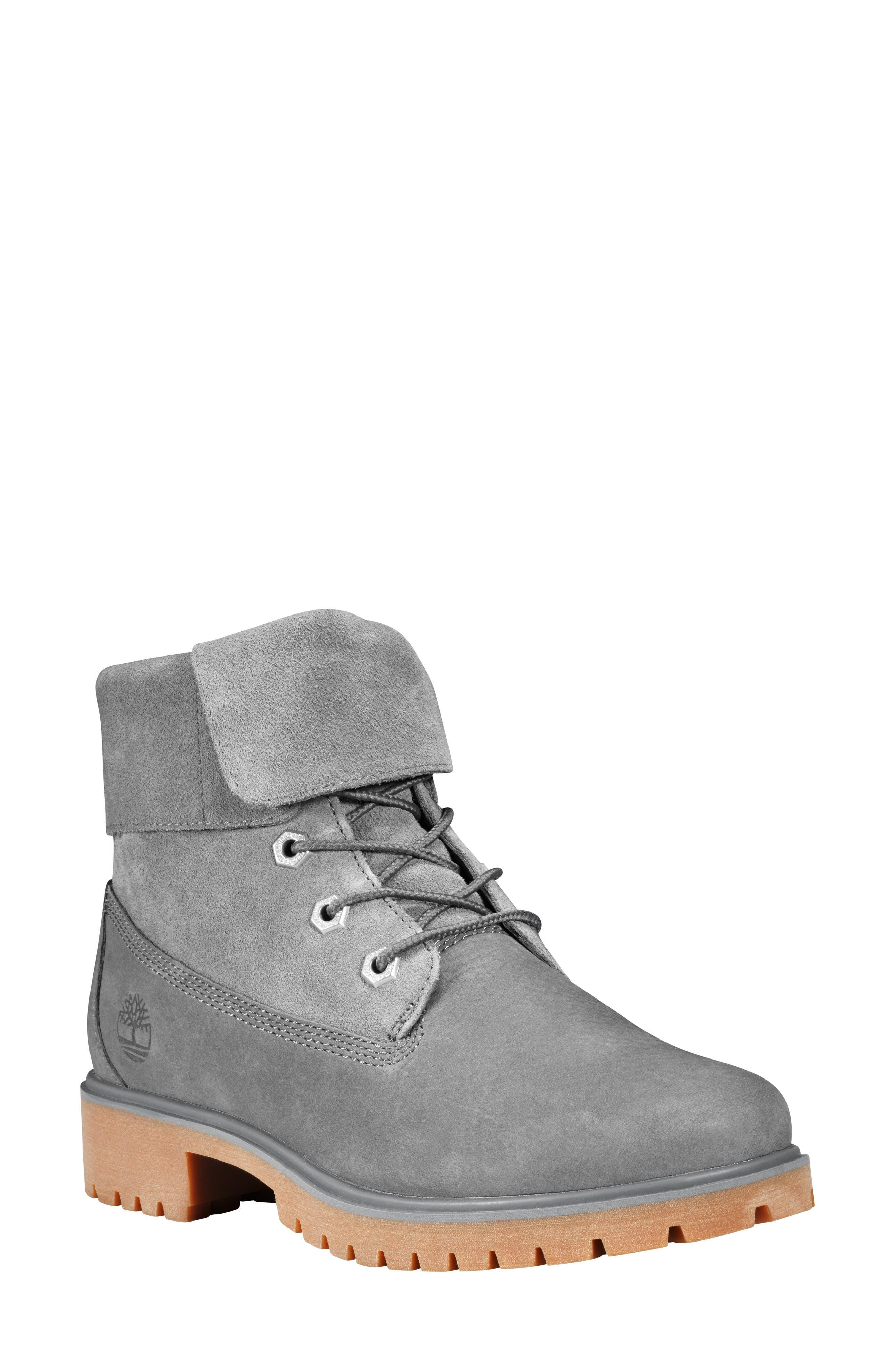 Timberland Jayne Waterproof Bootie- Grey