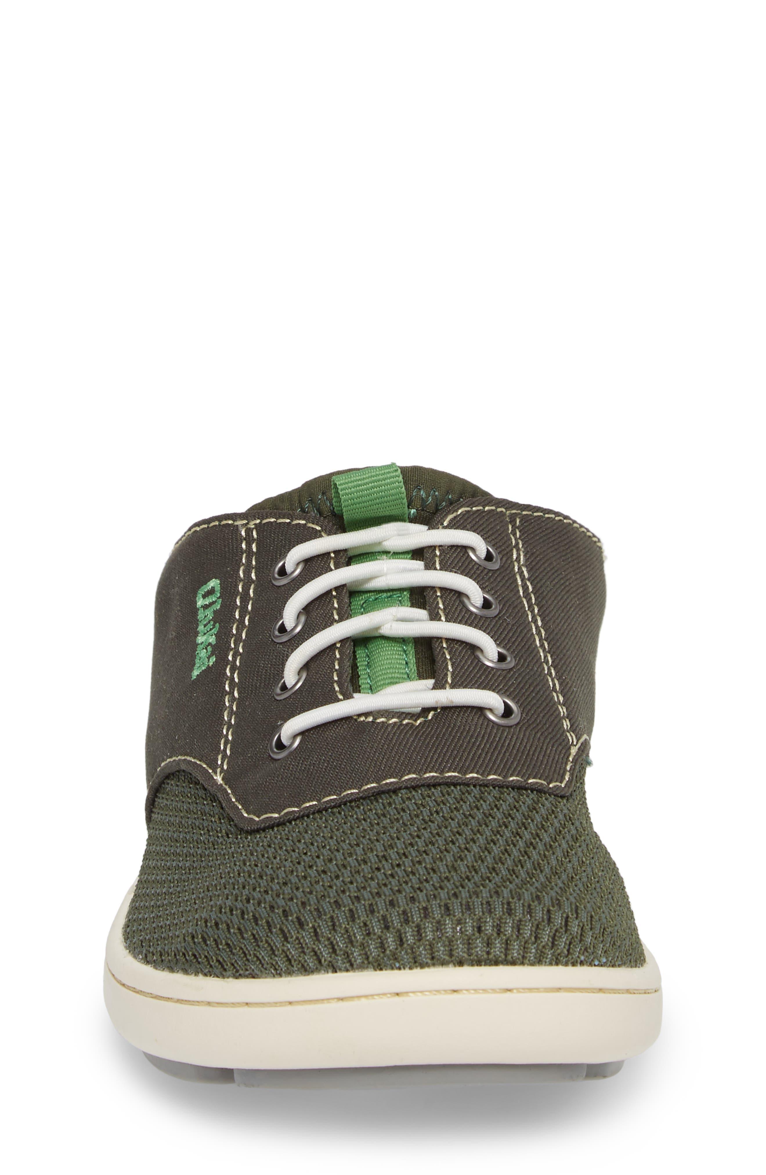 Nohea Moku Water Resistant Shoe,                             Alternate thumbnail 5, color,                             SEA GRASS/ SEA GRASS