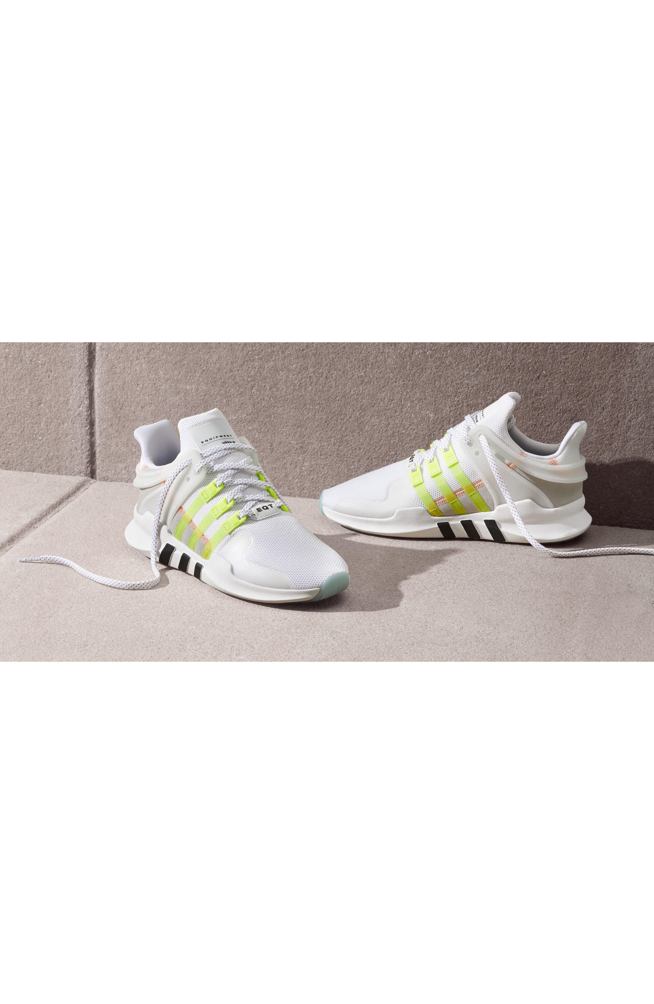EQT Support Adv Sneaker,                             Alternate thumbnail 8, color,                             020