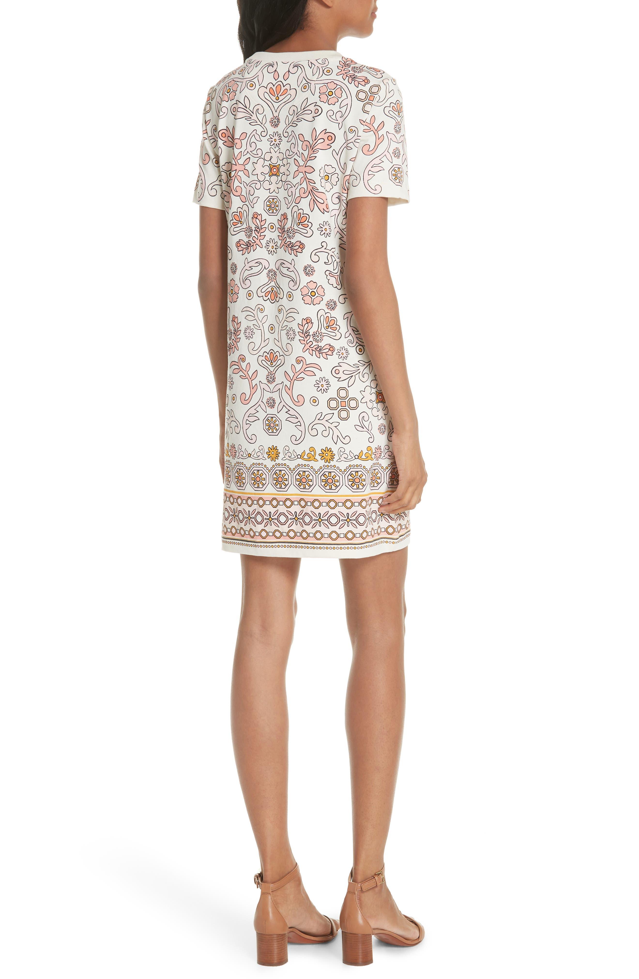 Avril Pima Cotton Dress,                             Alternate thumbnail 2, color,                             198