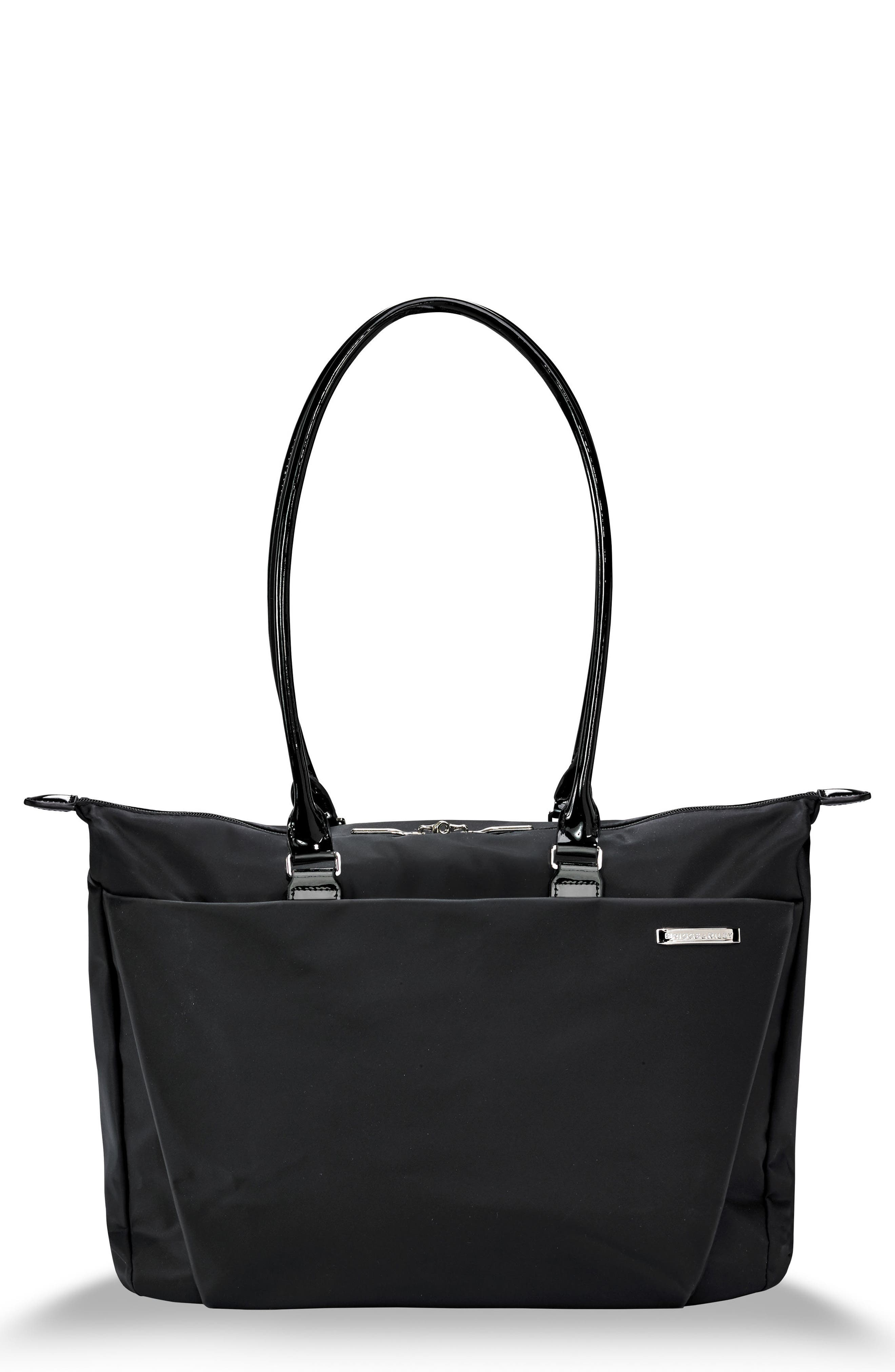 Sympatico Tote Bag,                         Main,                         color, ONYX