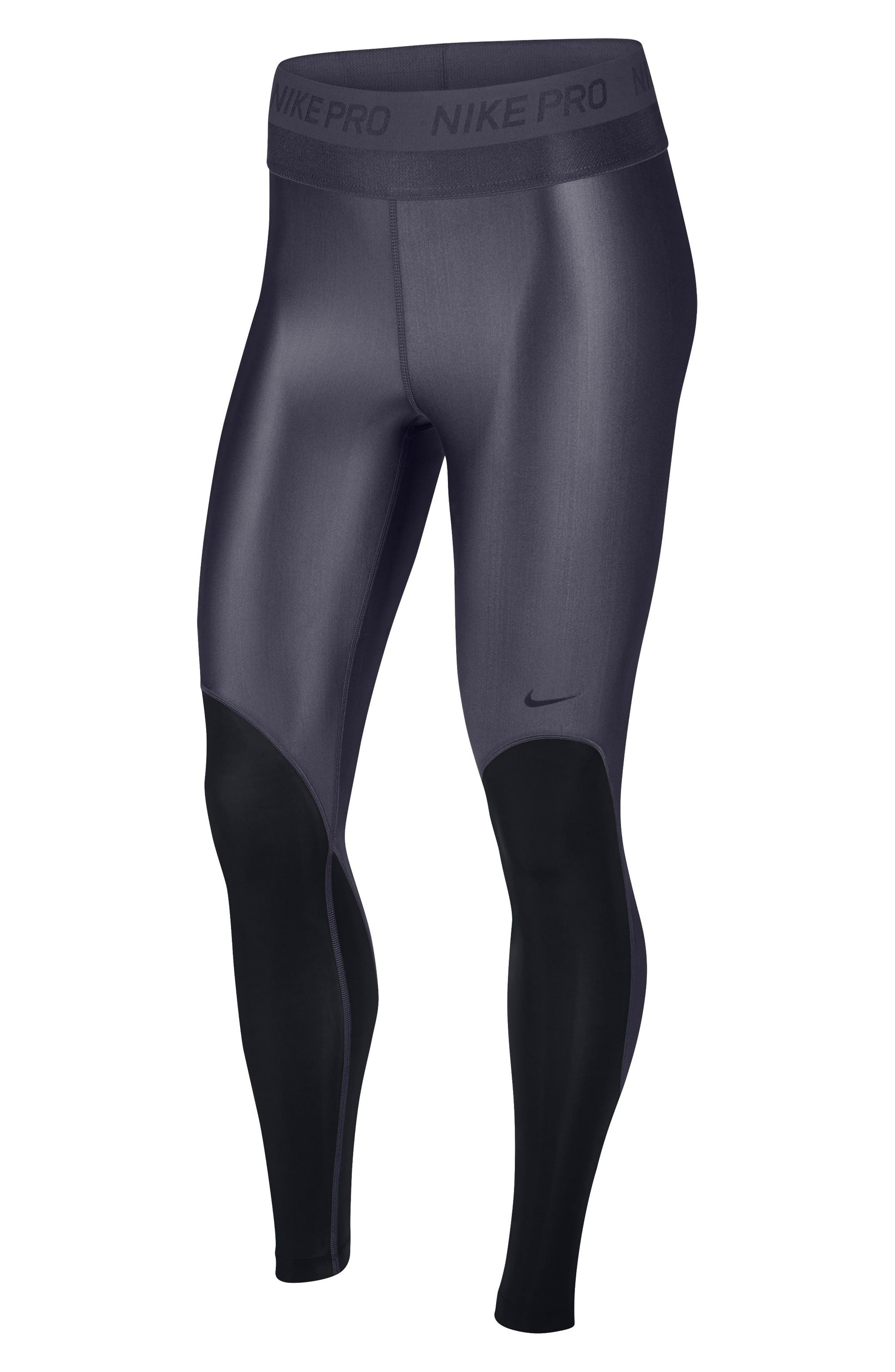 Pro HyperCool Training Tights,                         Main,                         color, 081