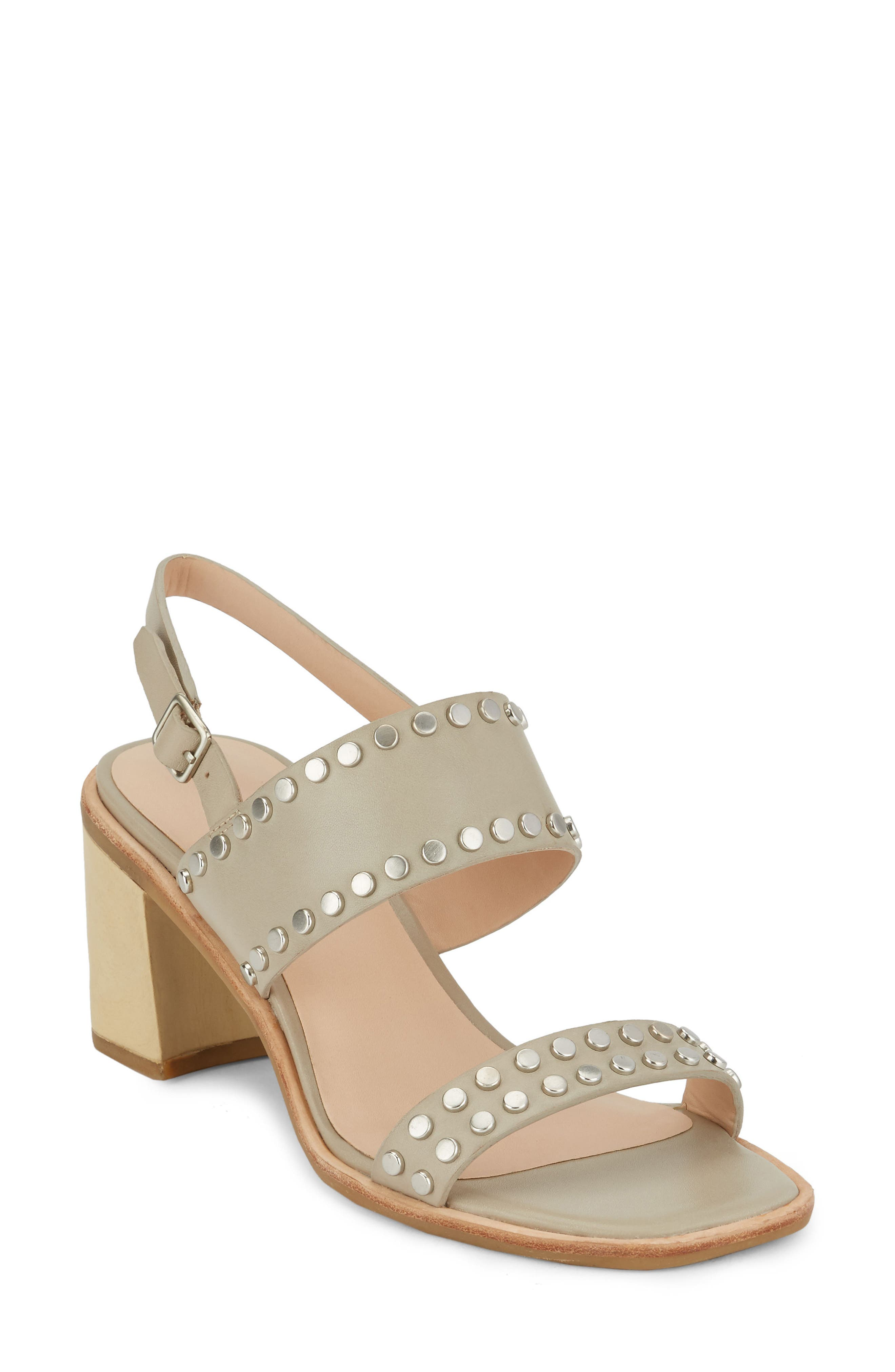 Rachel Block Heel Sandal,                             Main thumbnail 2, color,