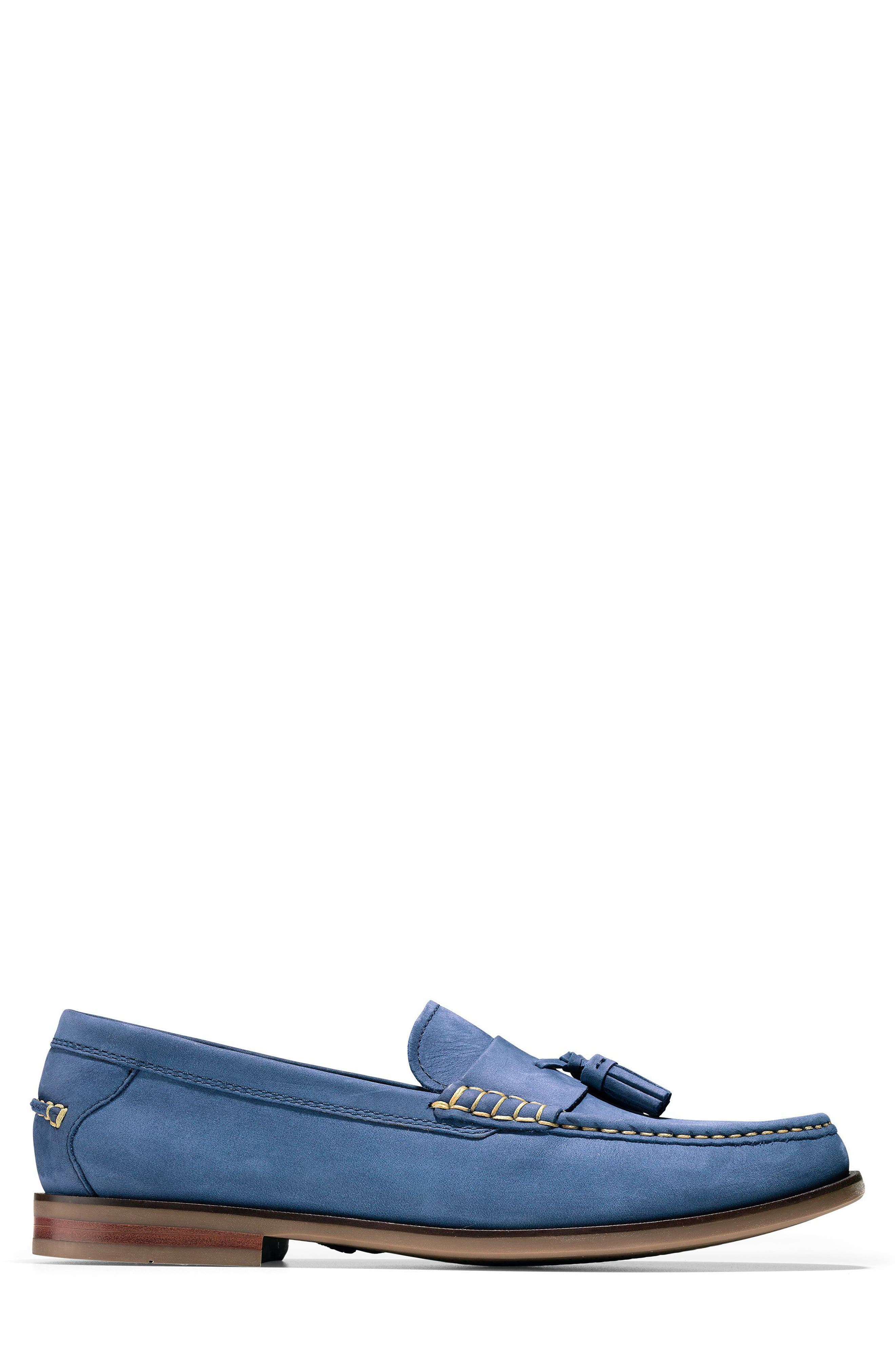 Pinch Friday Tassel Loafer,                             Alternate thumbnail 3, color,                             400