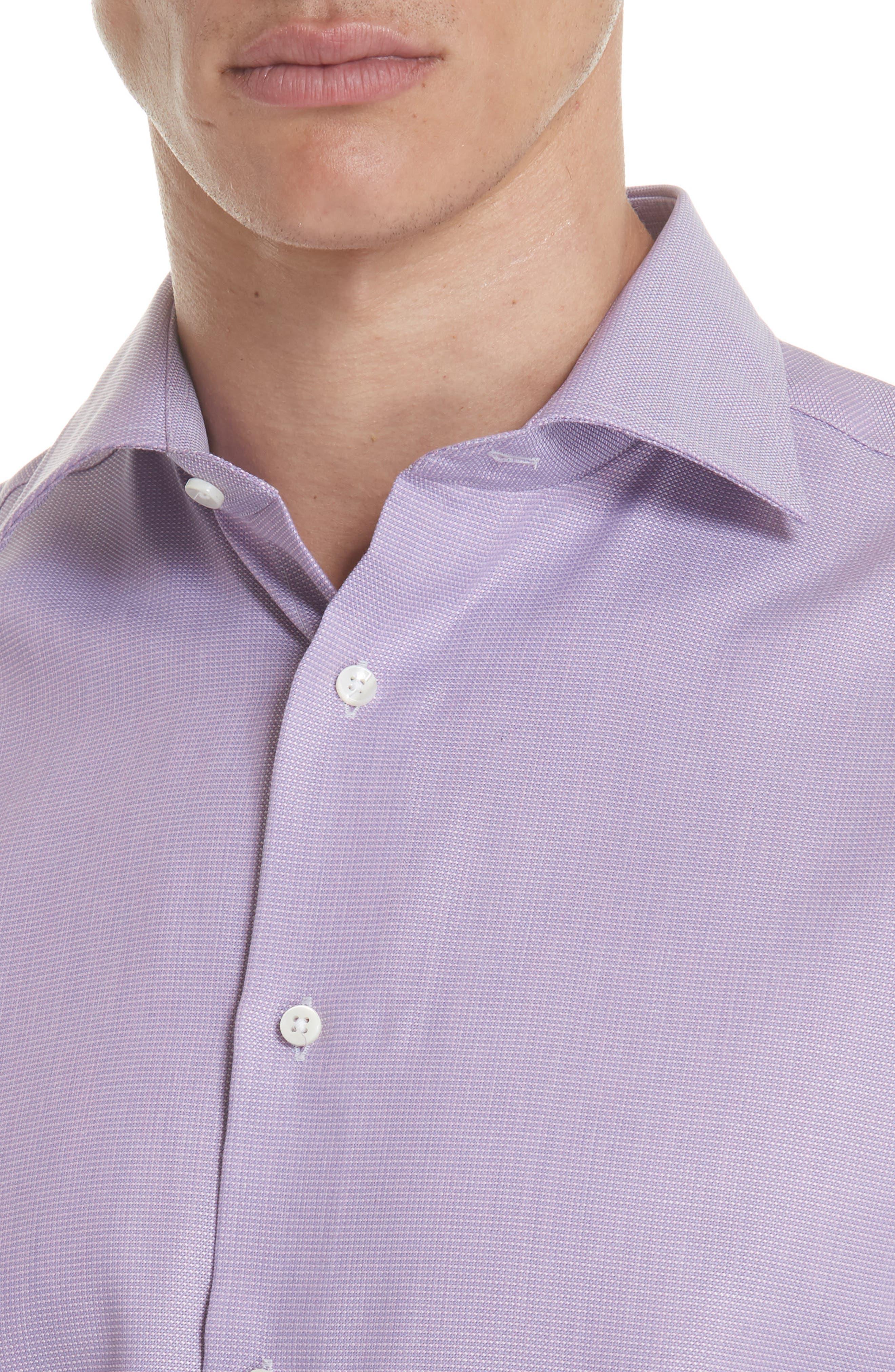 Regular Fit Solid Dress Shirt,                             Alternate thumbnail 2, color,                             520