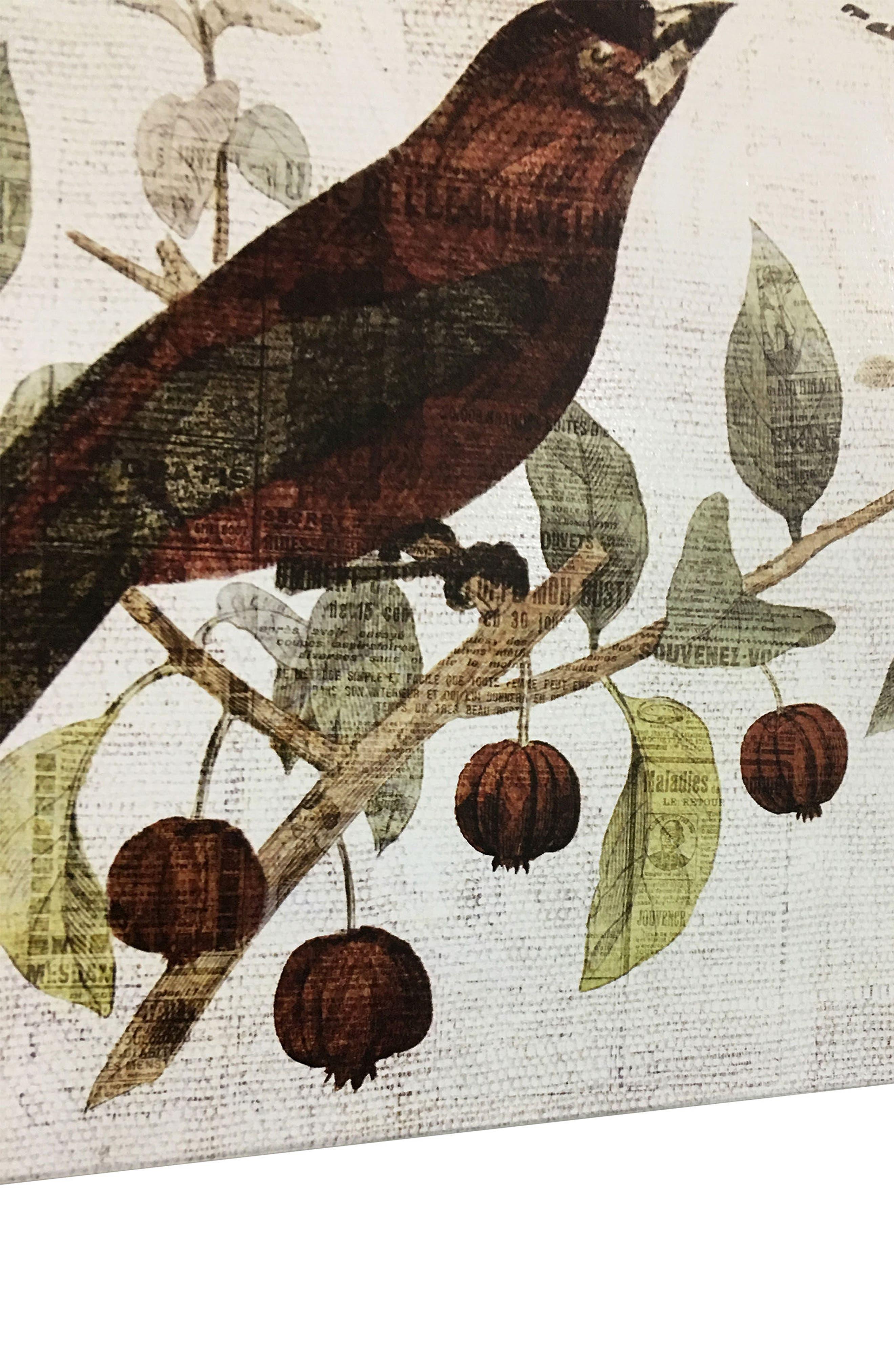 Wynwood Bird in the Tree II Wall Art,                             Alternate thumbnail 3, color,                             250