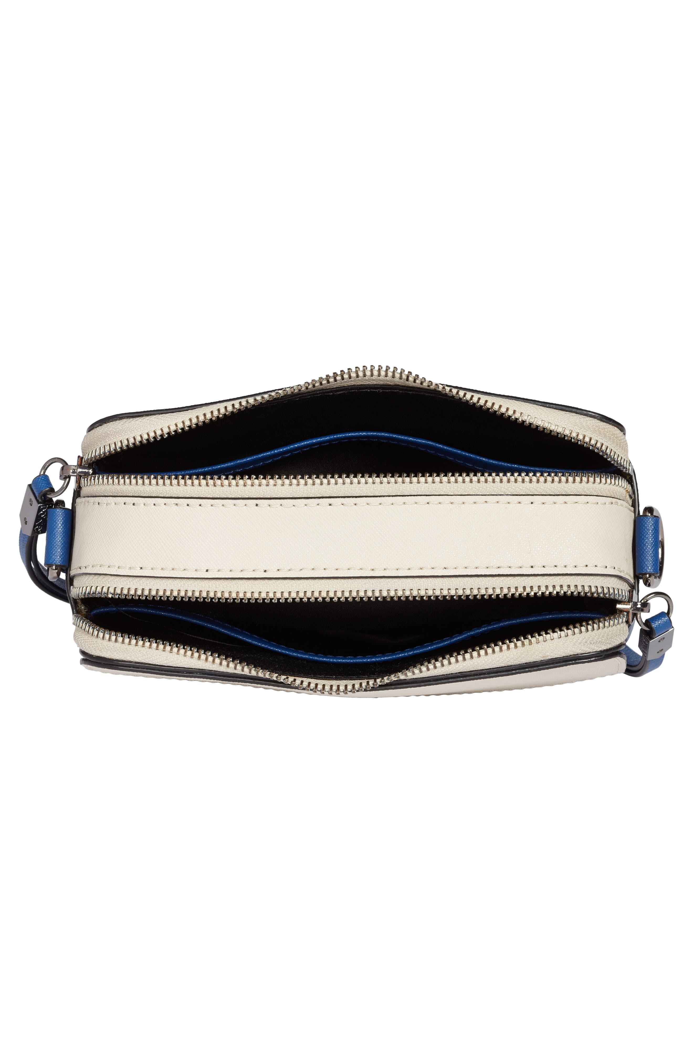 Cobble Hill Mini Crossbody Camera Bag,                             Alternate thumbnail 4, color,                             WINTER BLUE COMBO