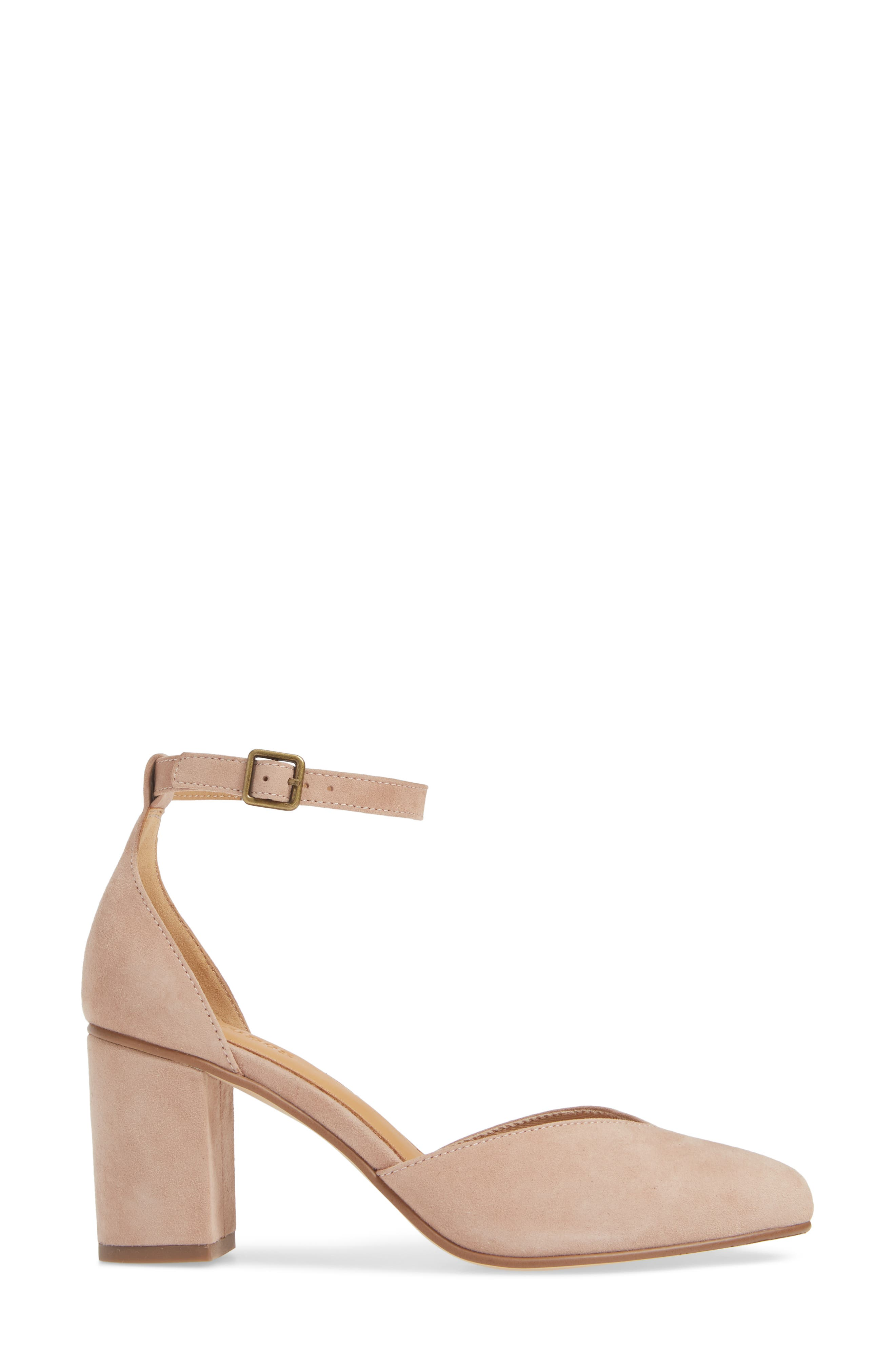 SOLUDOS,                             Adele Halo Strap Pump,                             Alternate thumbnail 3, color,                             689
