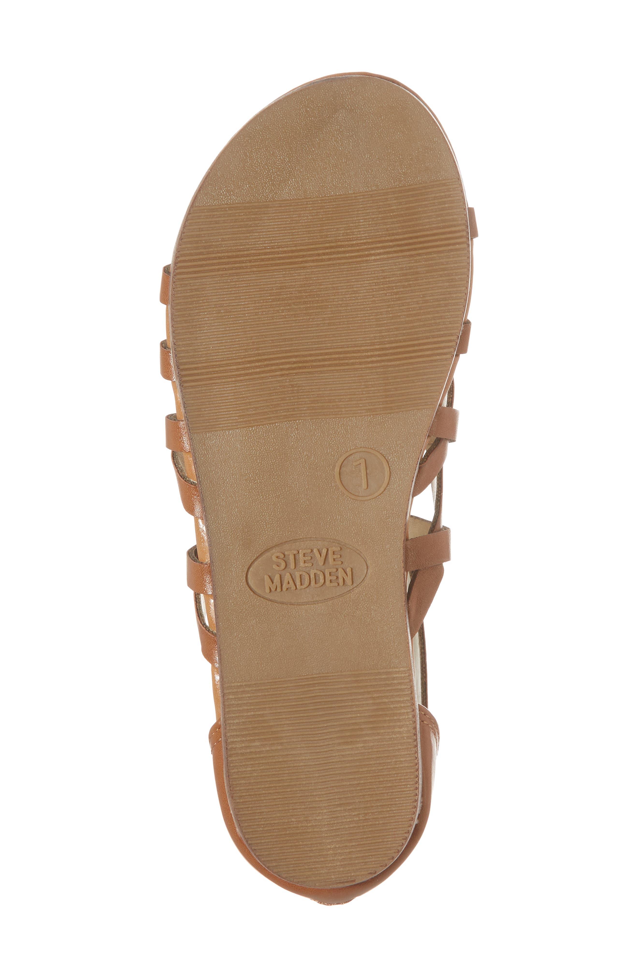 JCOMET Gladiator Sandal,                             Alternate thumbnail 6, color,