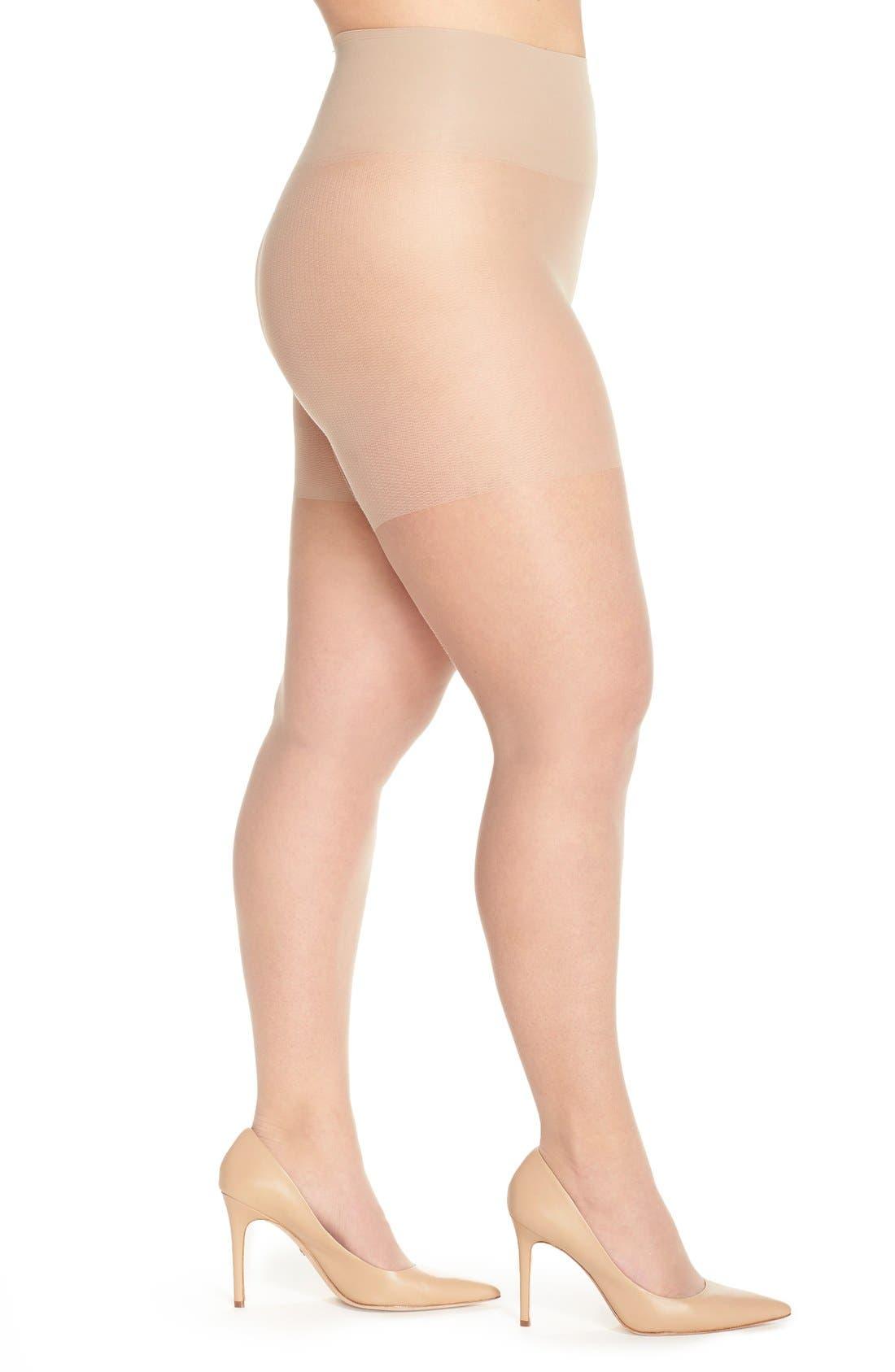 Tummy Control Pantyhose,                         Main,                         color, 265