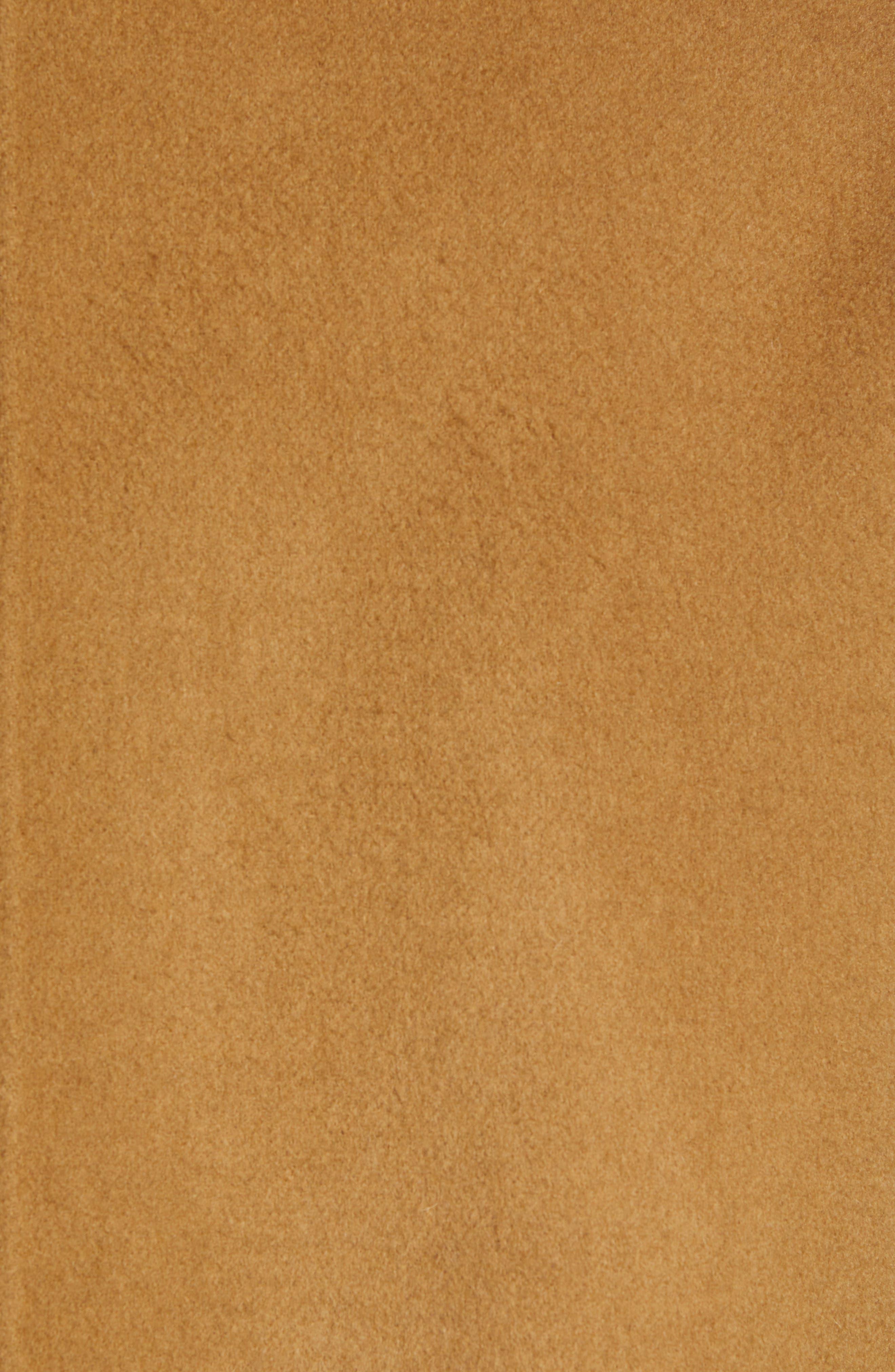Wool Blend Car Coat,                             Alternate thumbnail 6, color,                             263